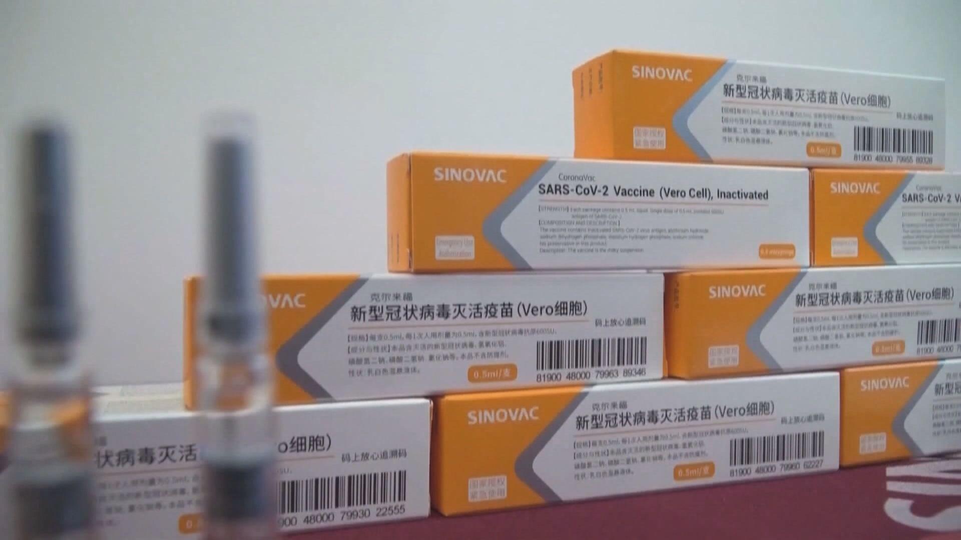 智利批准在有限制下緊急使用科興疫苗