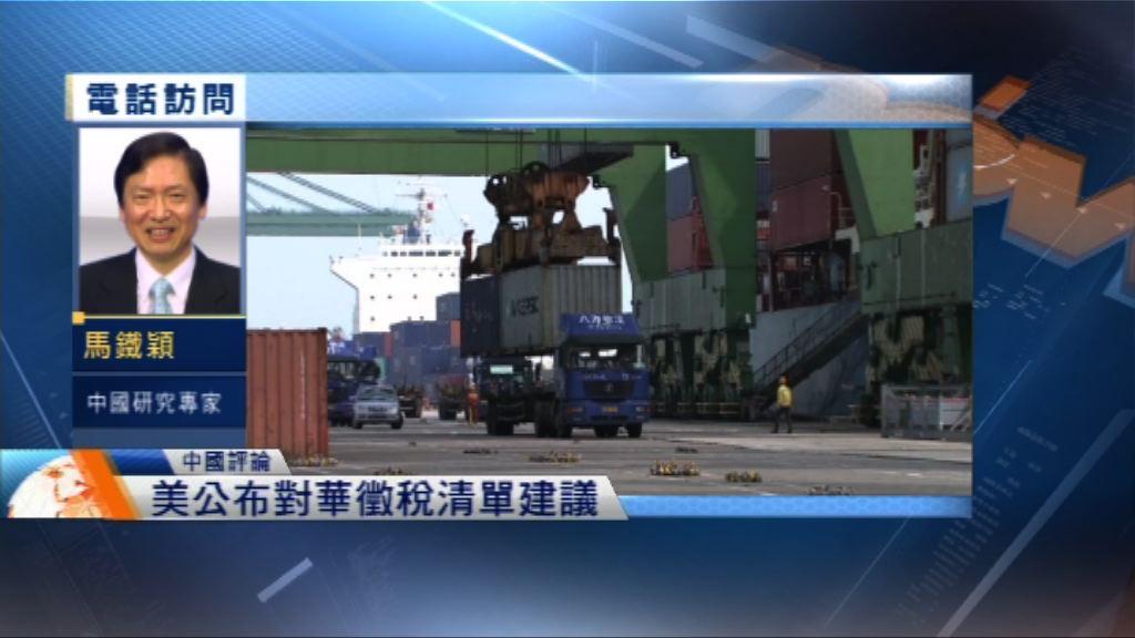 【中國評論】中美貿易戰