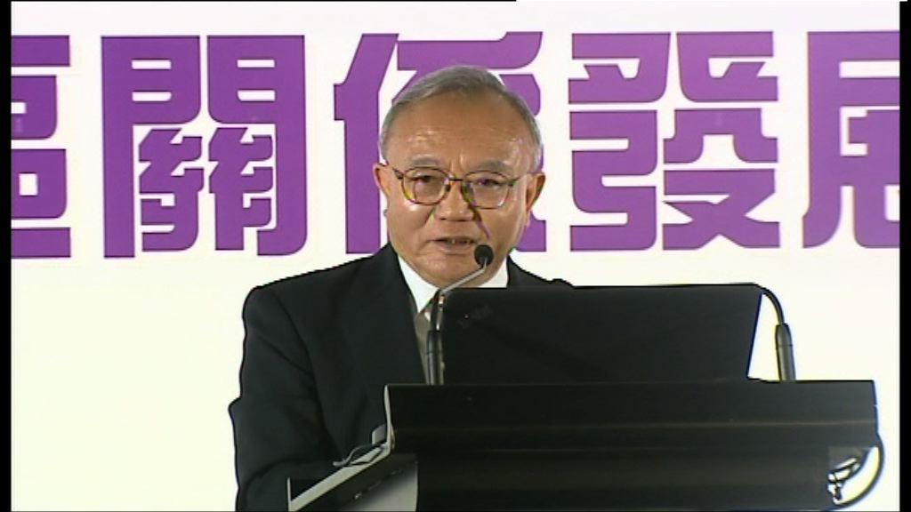 劉兆佳:少數人鼓吹港獨為爭取關注