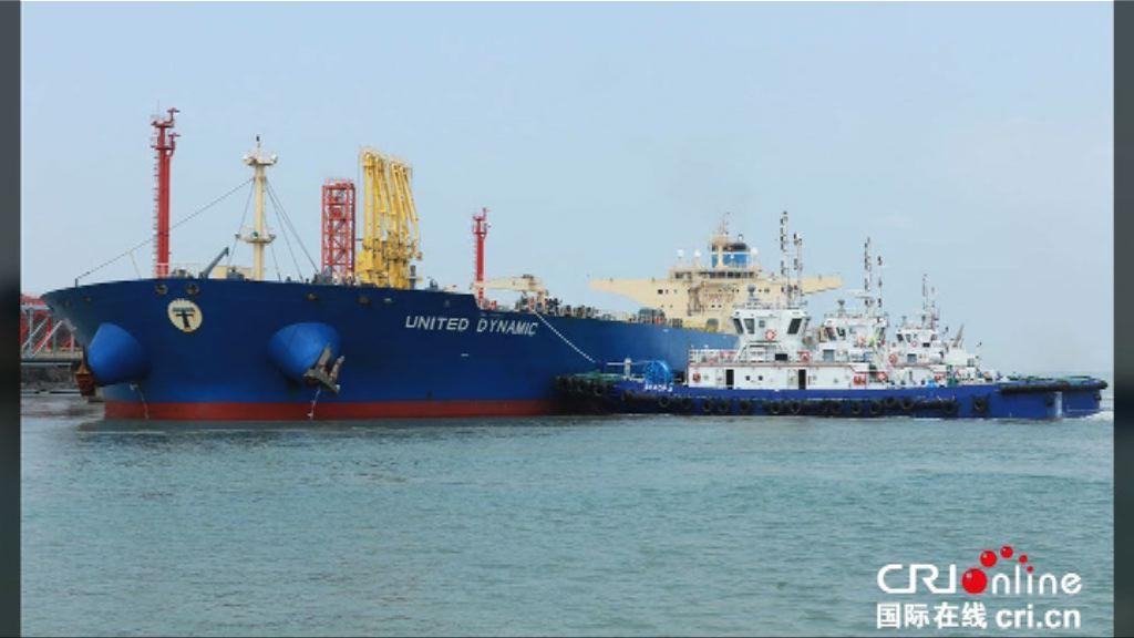 中緬簽署原油管道運輸協議