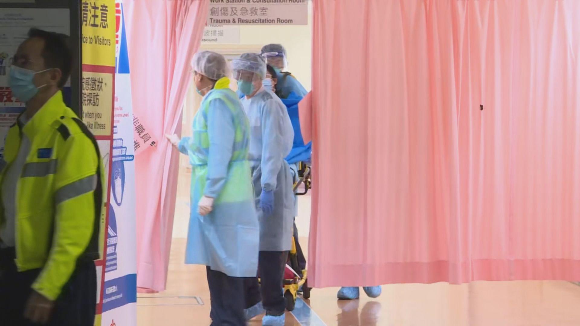 本港累計五人染新型肺炎 全部人情況穩定