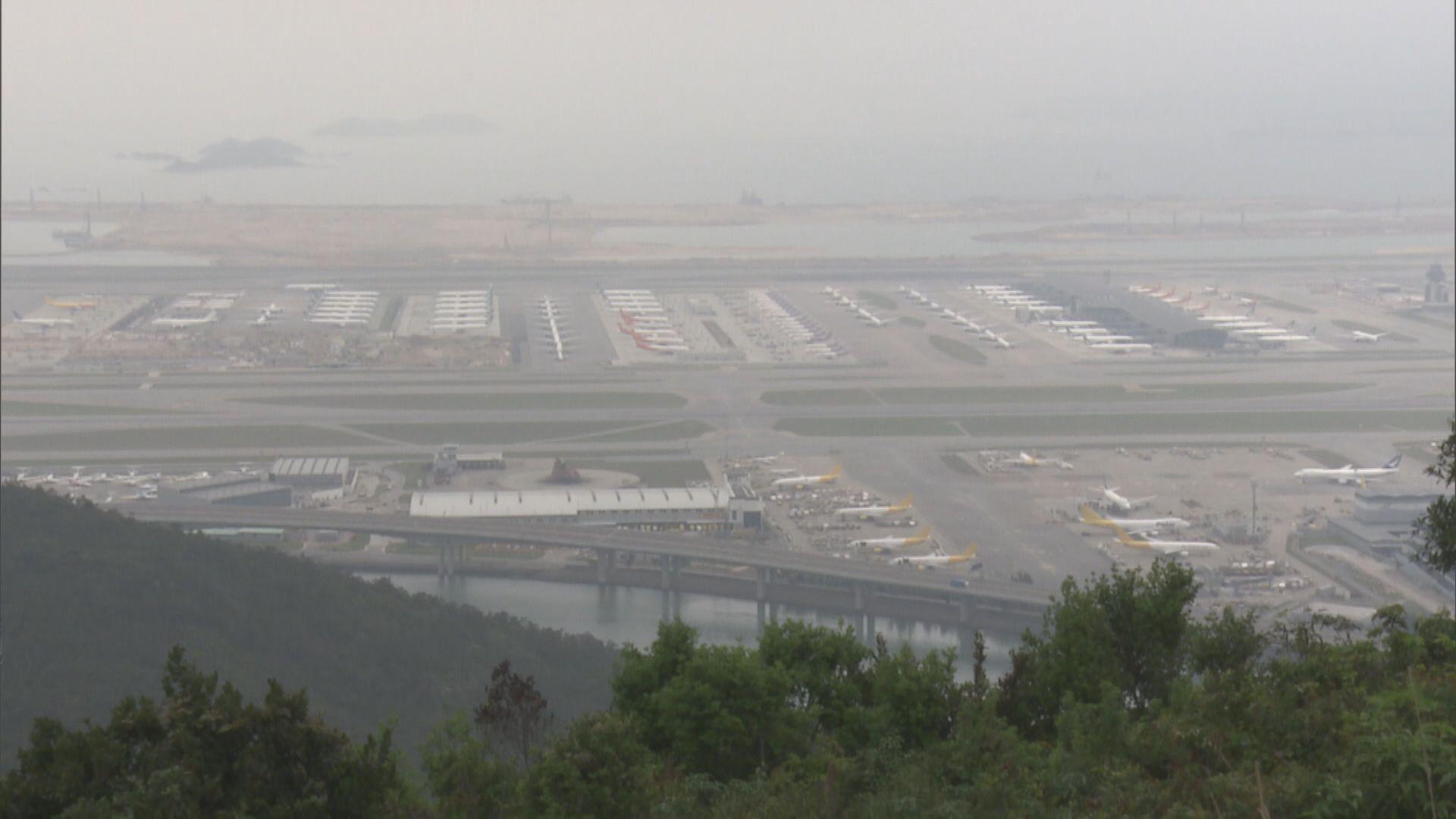 印度航空抵港客機禁飛兩周