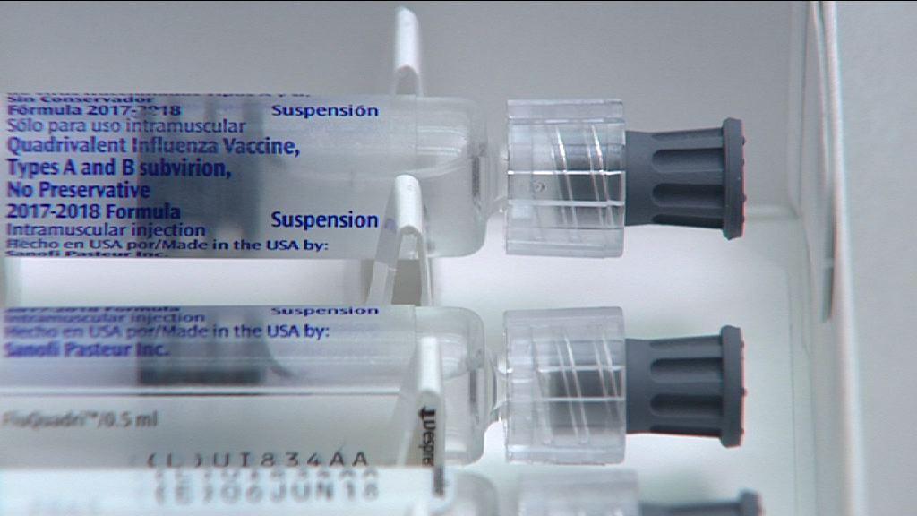 政府指流感疫苗補貨將陸續到港