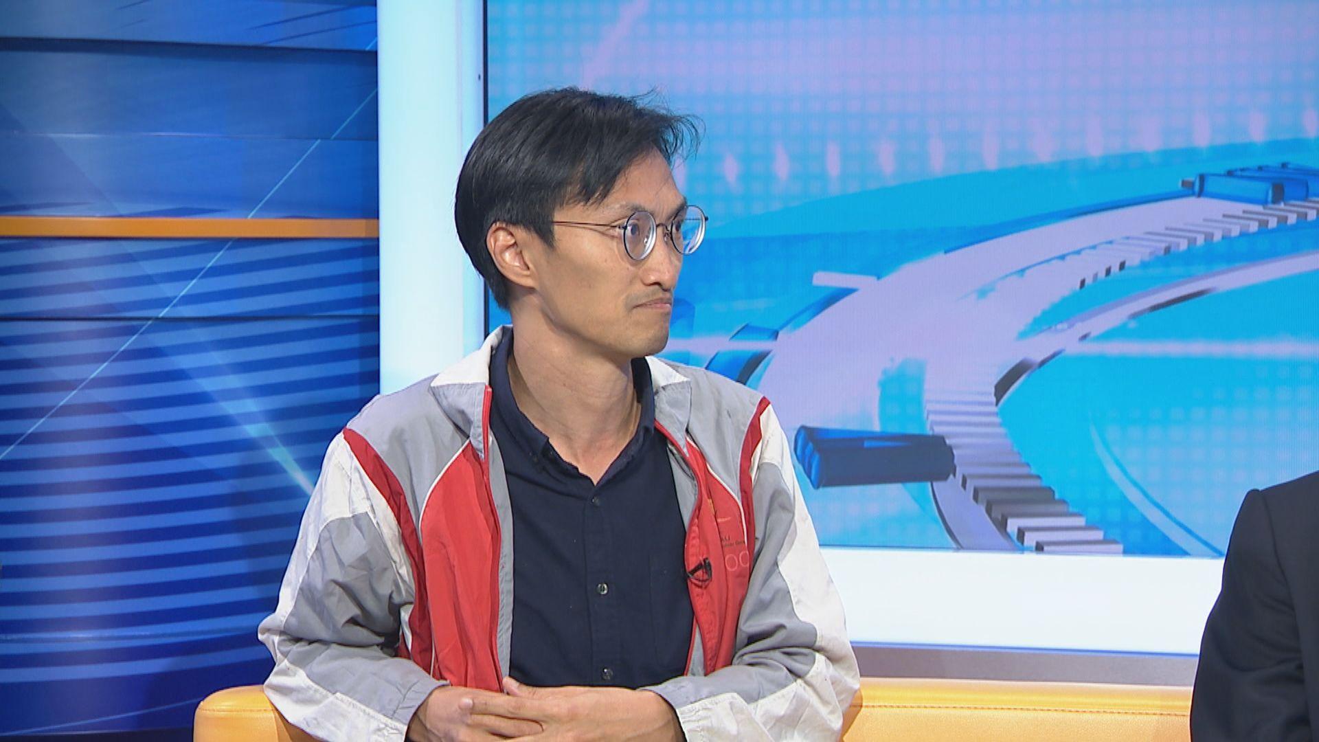 朱凱廸:林鄭月娥誤解過往的選舉呈請案例