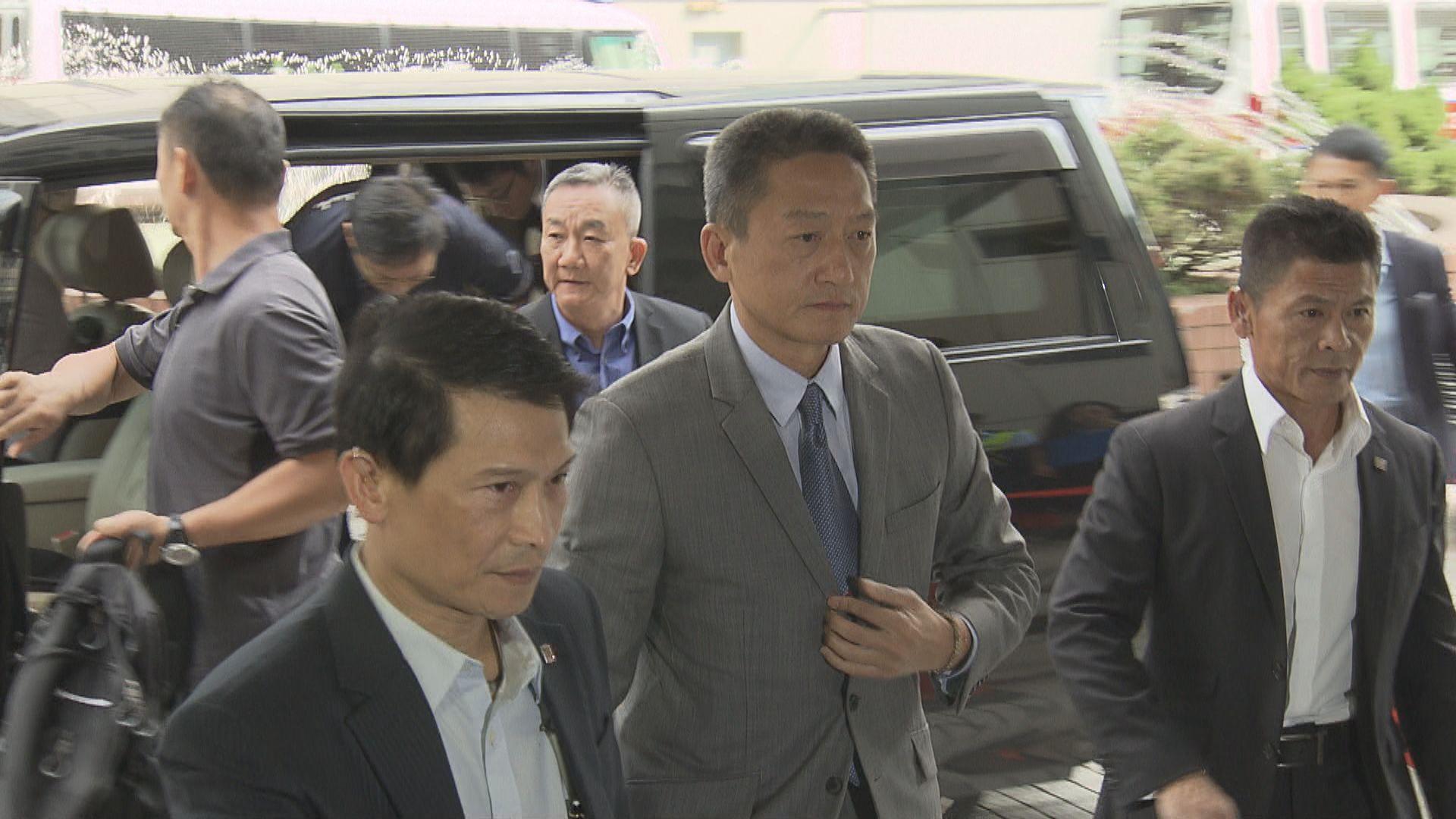 退休警司朱經緯向終院提出上訴