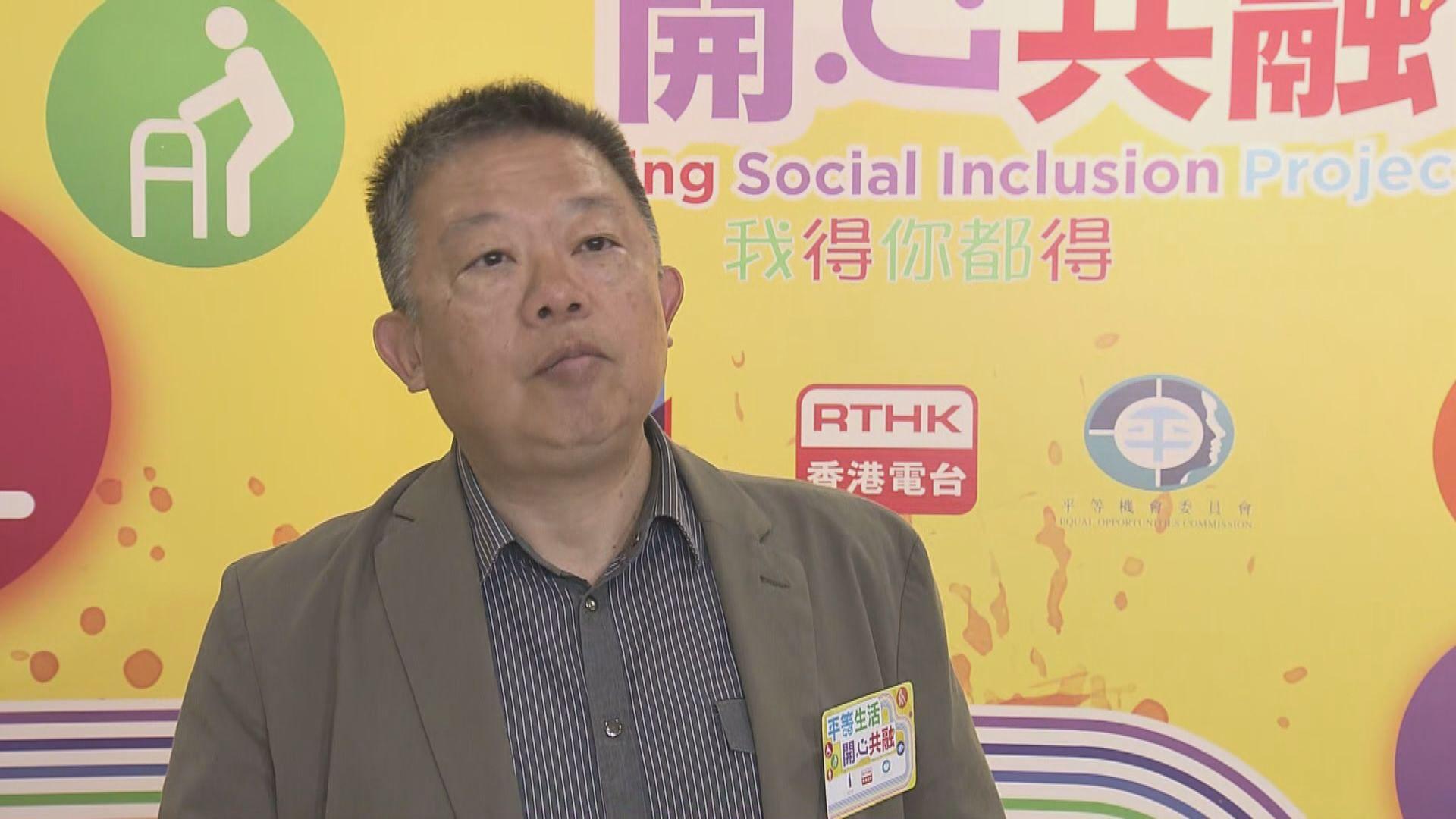 平機會主席朱敏健指被警員性騷擾個案需更多資料