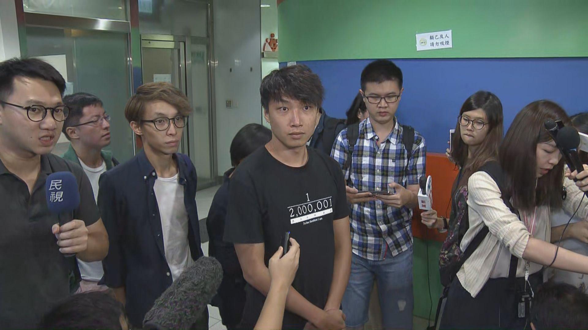 民陣:反對831決定遊行不會壽終正寢