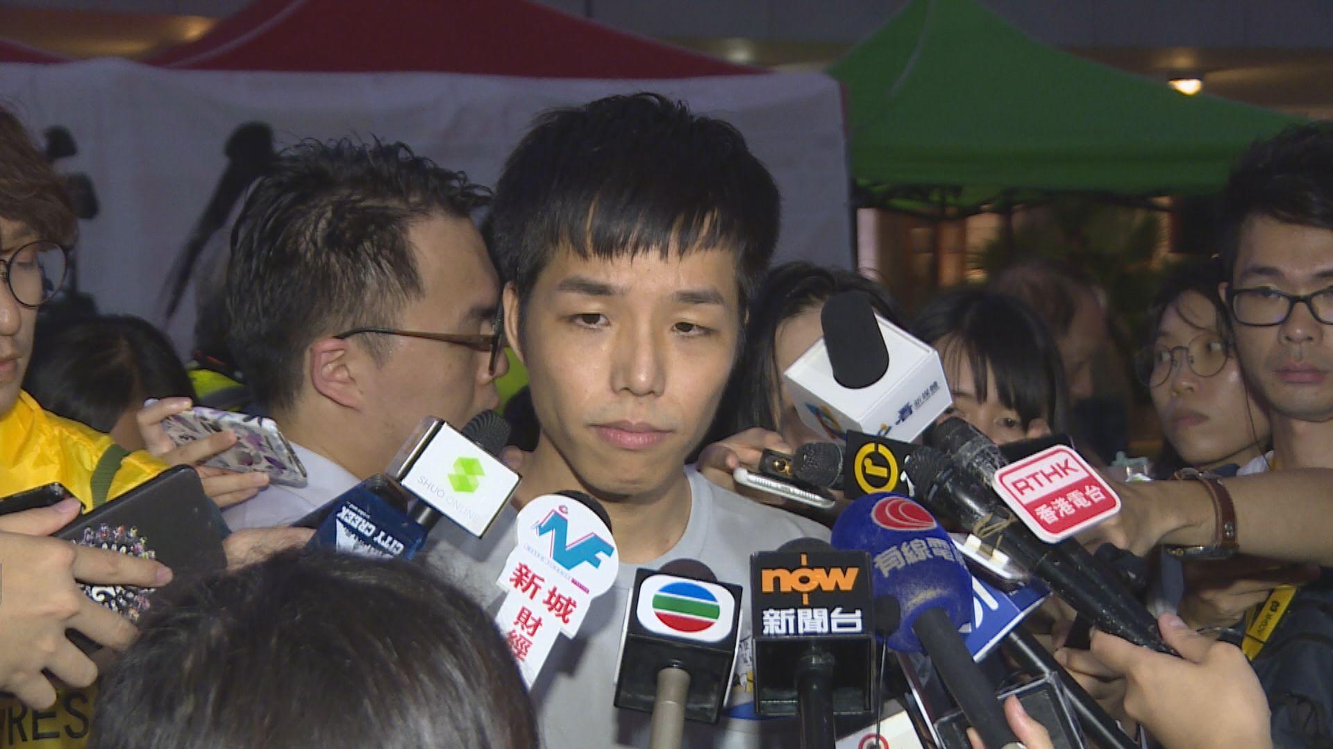 前新公務員工會主席顏武周辭去勞工處職位 曾表明不宣誓