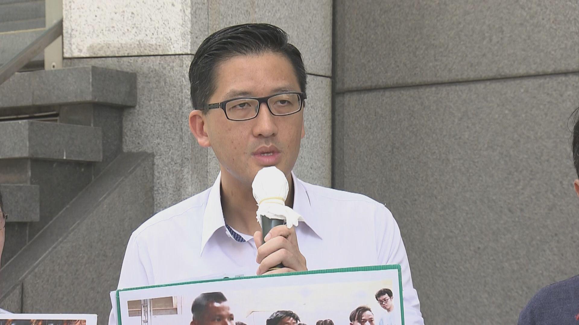 林卓廷報案稱李家超涉公職人員行為失當