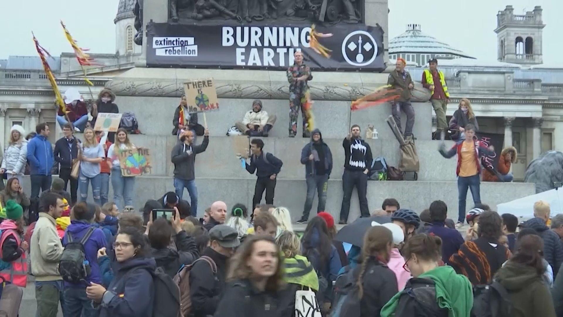 多個大城市有民眾示威促對抗全球暖化