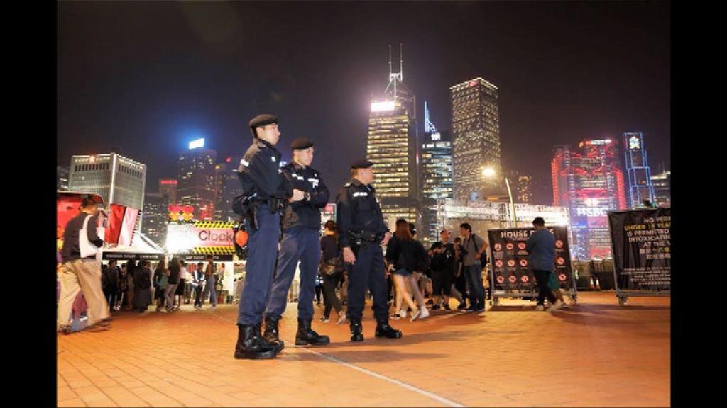 警方在大型音樂會搜出毒品拘捕6人