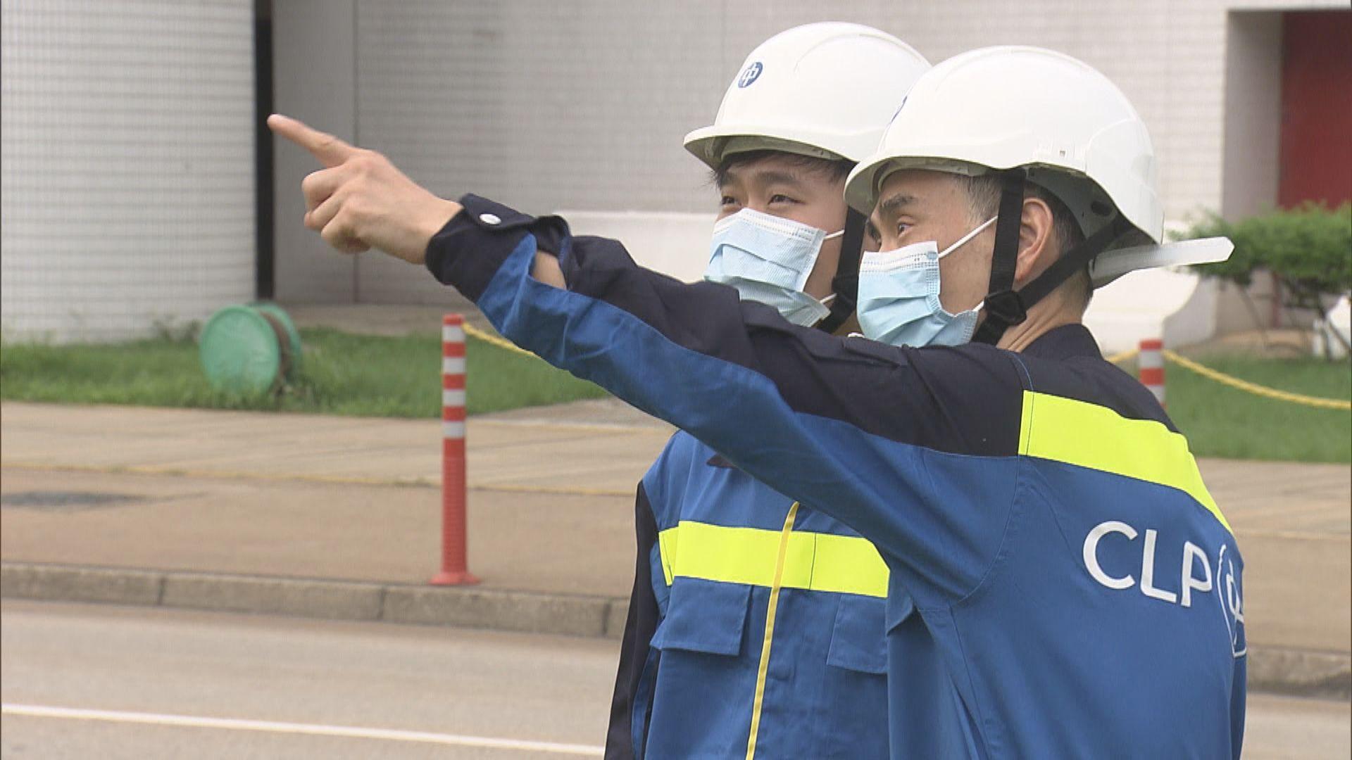 由燃煤發電至天然氣發電 中電發電廠父子兵見證過程
