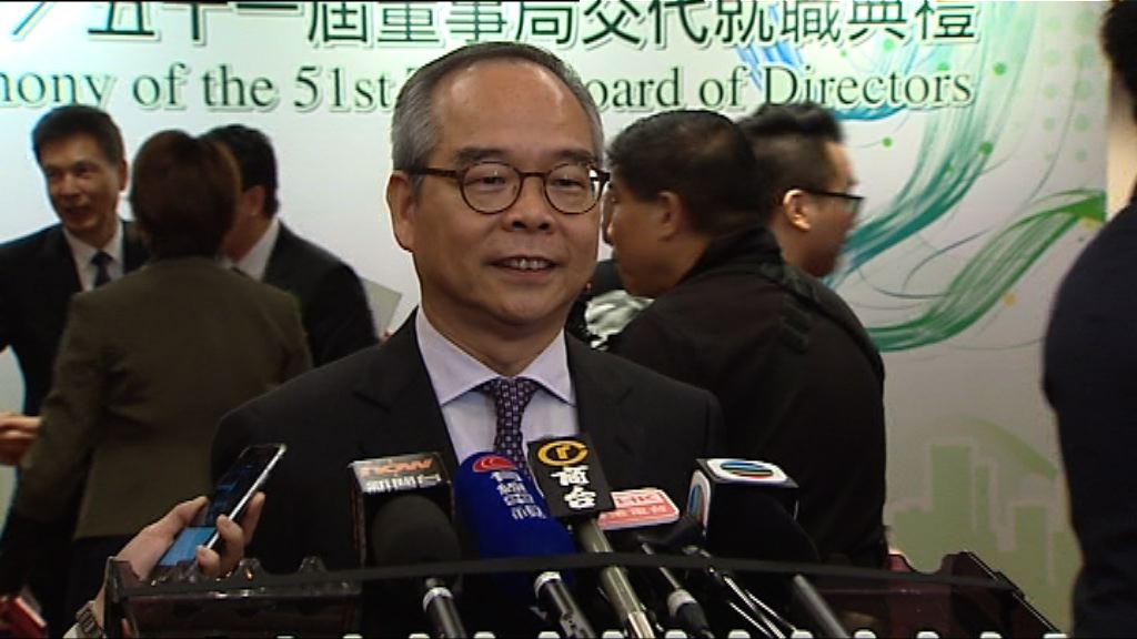 劉江華:私人遊樂場地契約容許附屬餐飲設施