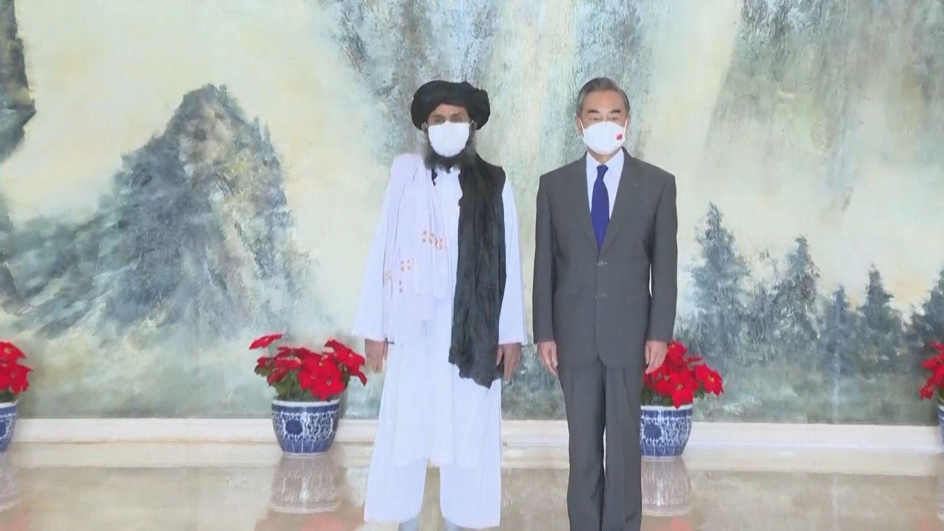 王毅指美國倉卒從阿富汗撤軍顯示其政策失敗