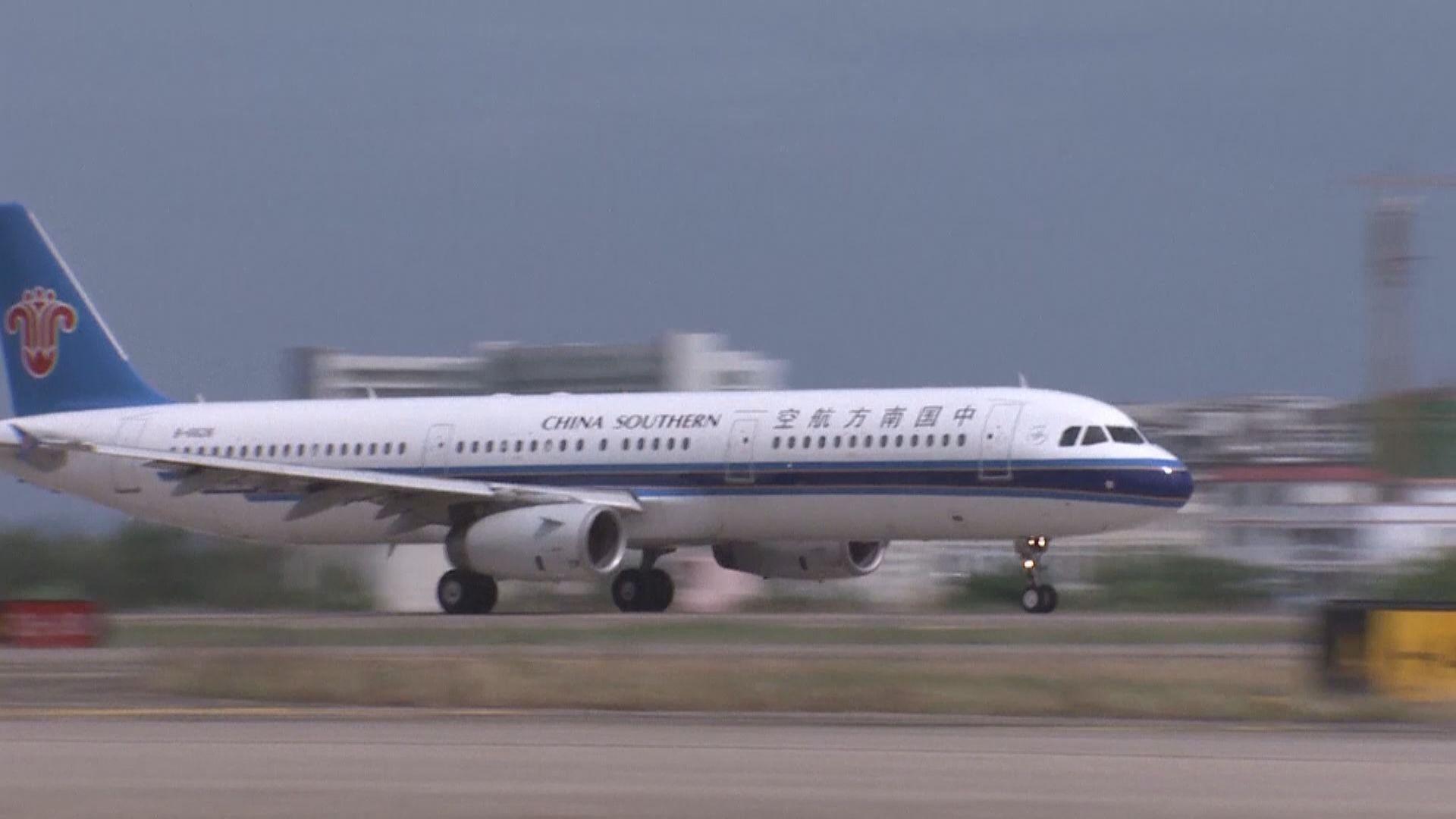 南方航空一航班17人確診 航線需暫停四周