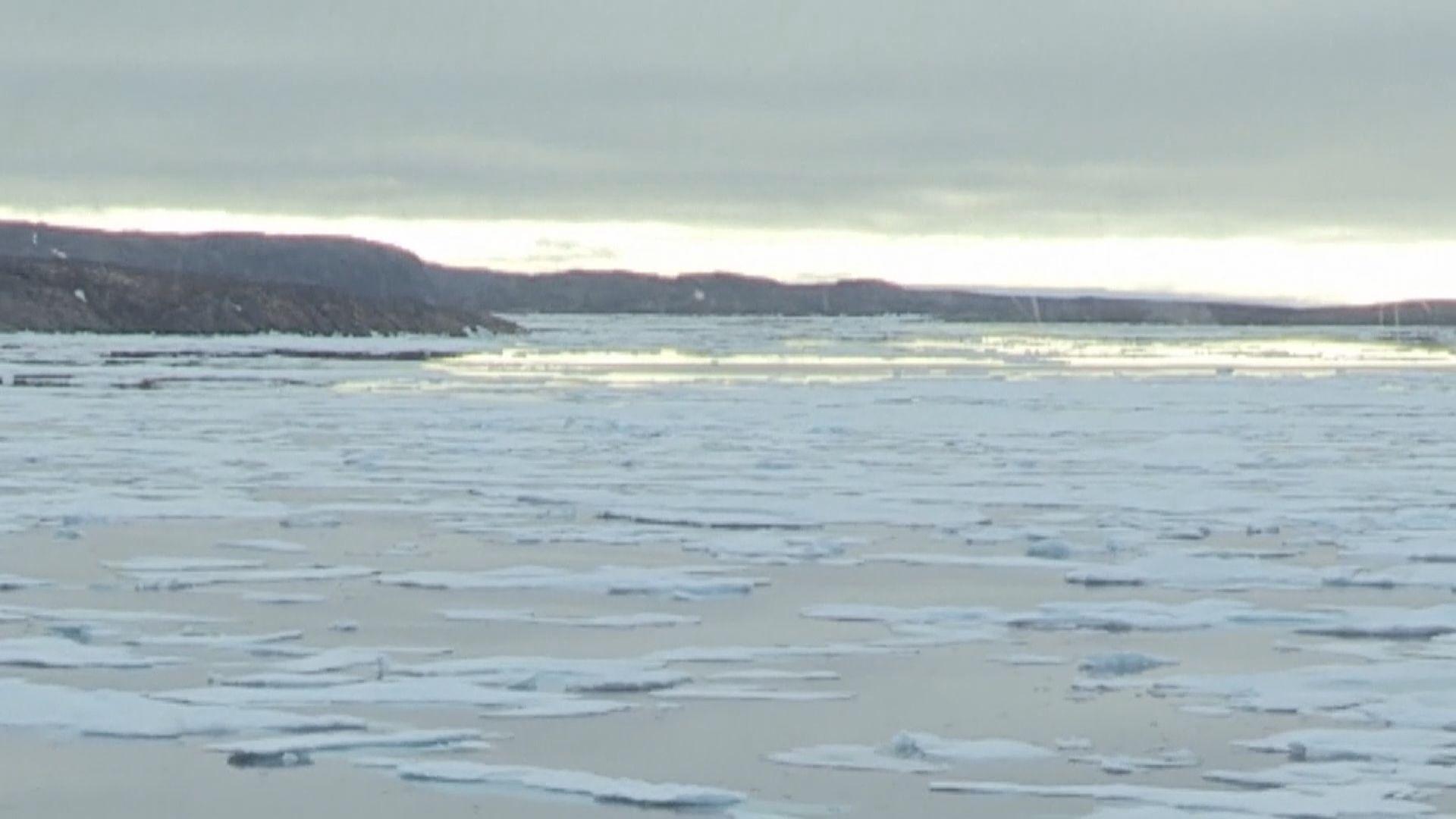 中國提倡一帶一路伸延至北極