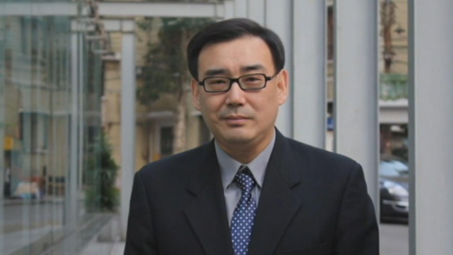 外交部指被拘作家楊恒均無受虐待