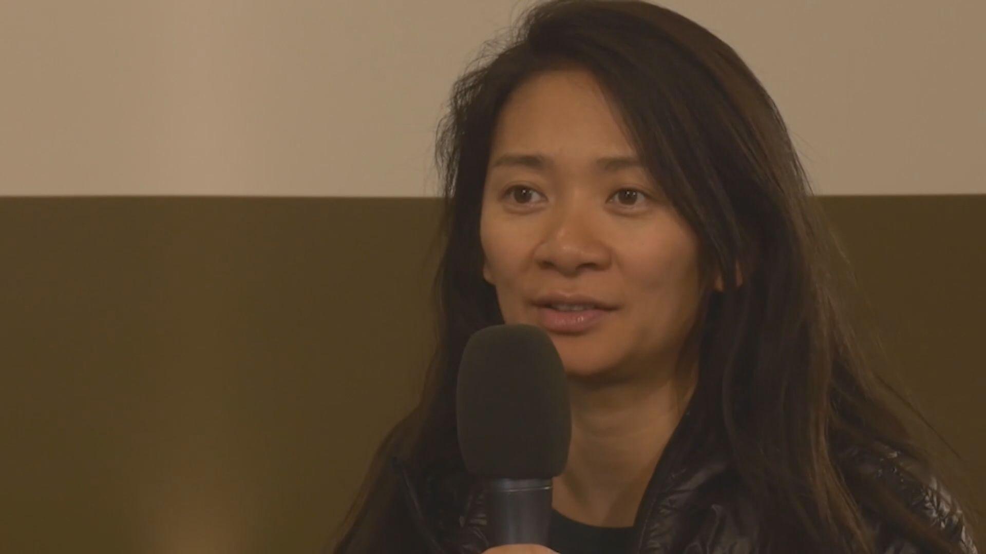 趙婷再憑《浪跡天地》奪英美兩頒獎禮最佳導演