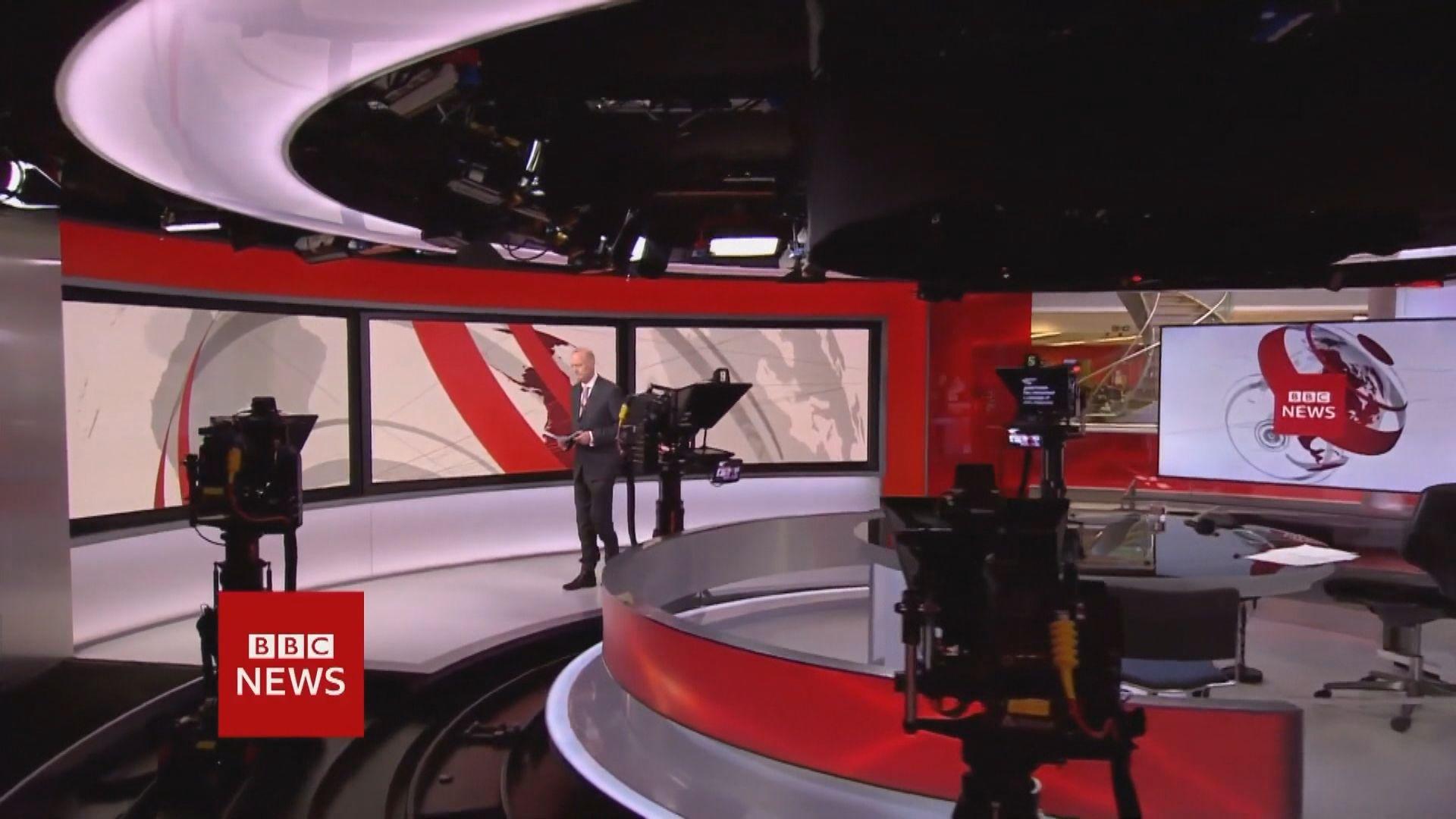 內地禁播BBC世界新聞台 英美批評打壓媒體自由