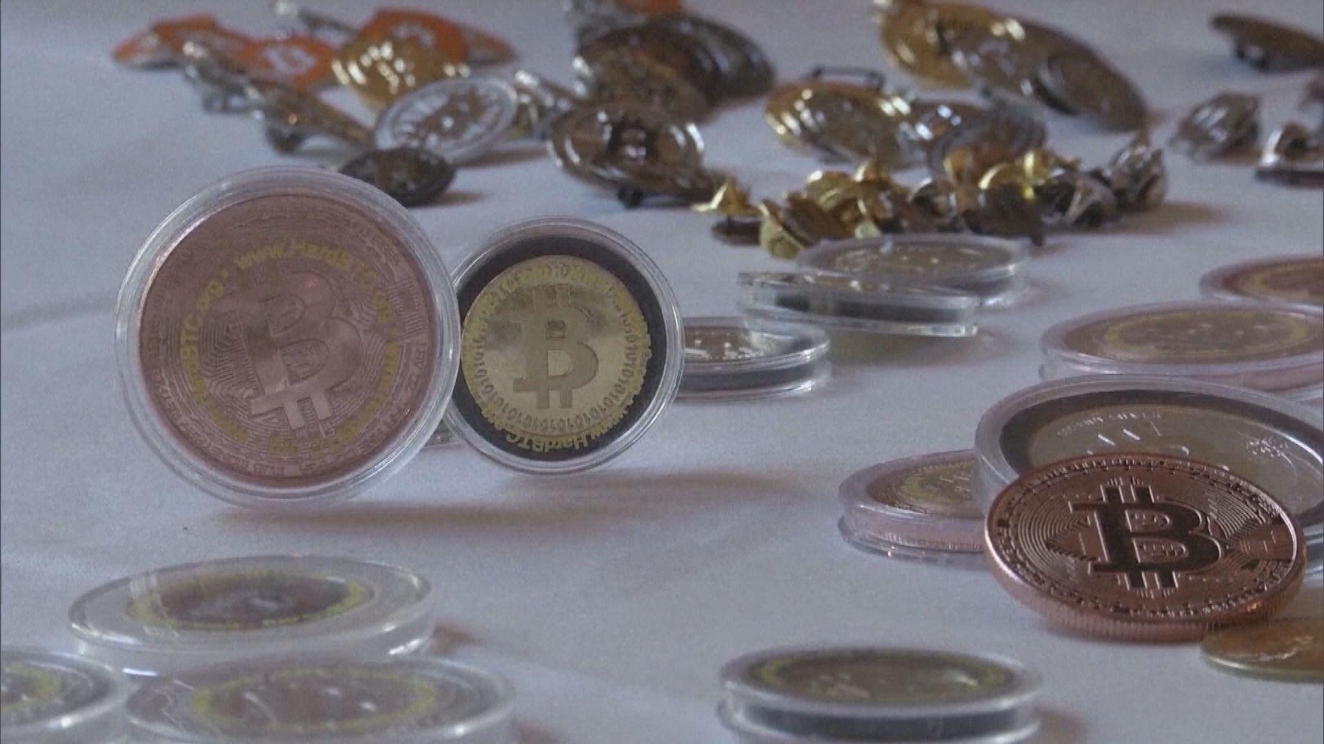 傳微博封多個加密貨幣帳號 比特幣曾跌穿3.5萬美元