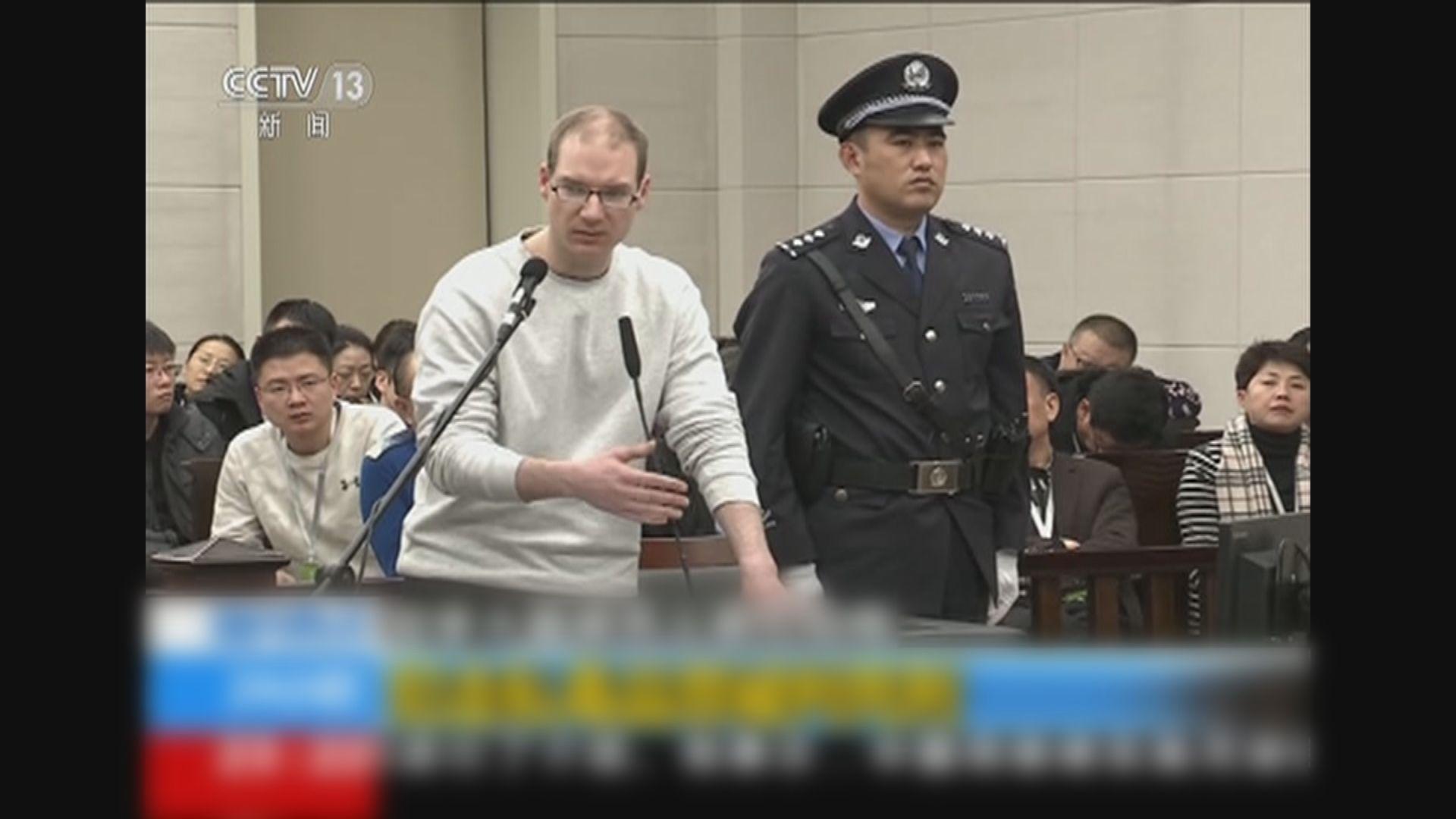 中國駐加使館指加方沒資格就謝倫伯格案說三道四
