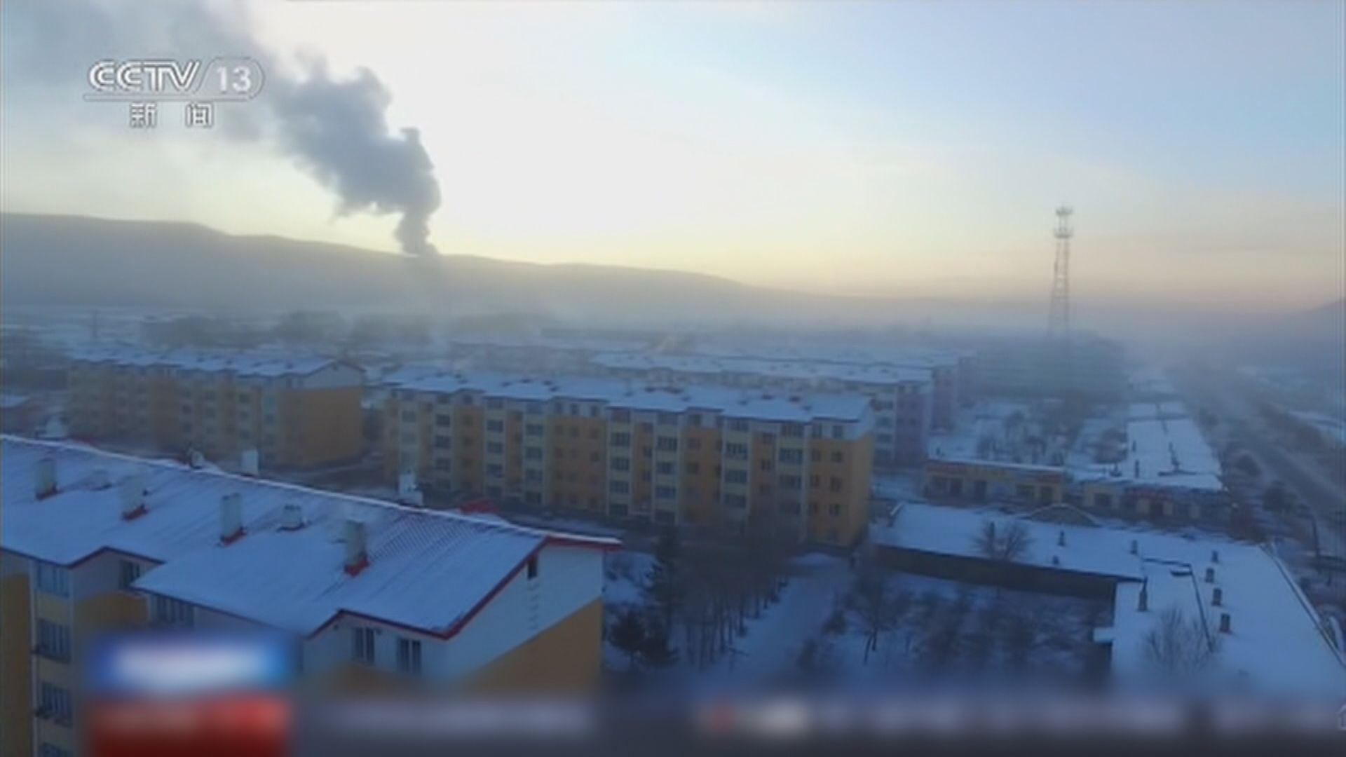 嚴重寒流侵襲內地北部地區 民眾擔心加劇電力供應緊張