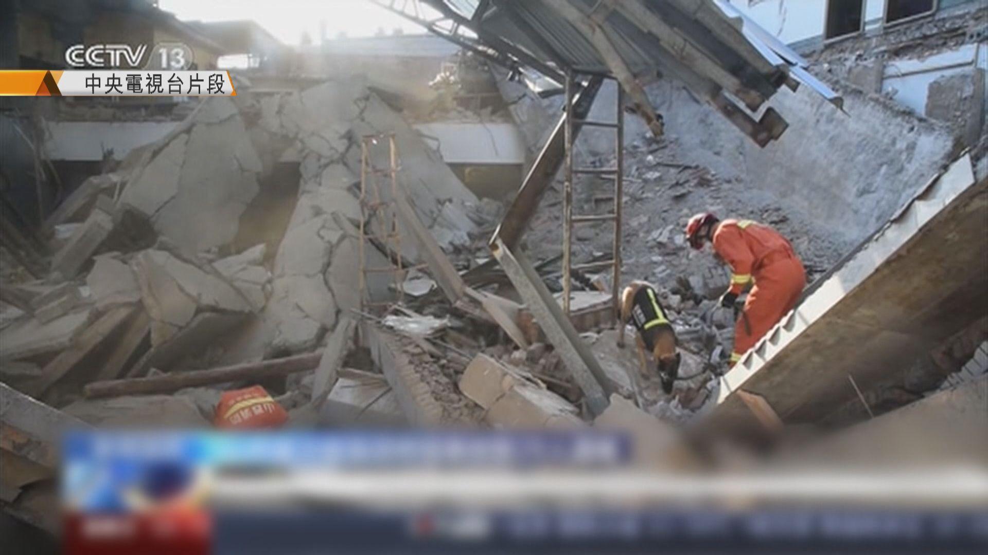 山西臨汾飯店倒塌事故 增至29人死亡