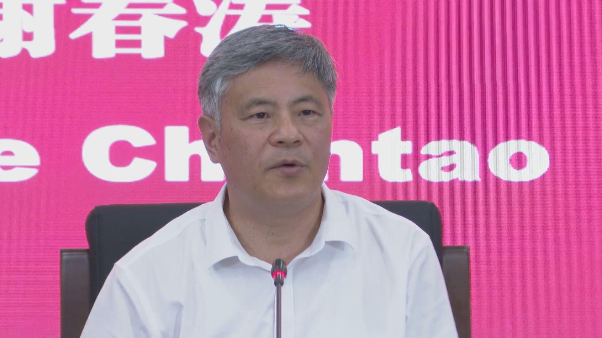 中央黨校副校長:西方國家批評及制裁中國毫無道理