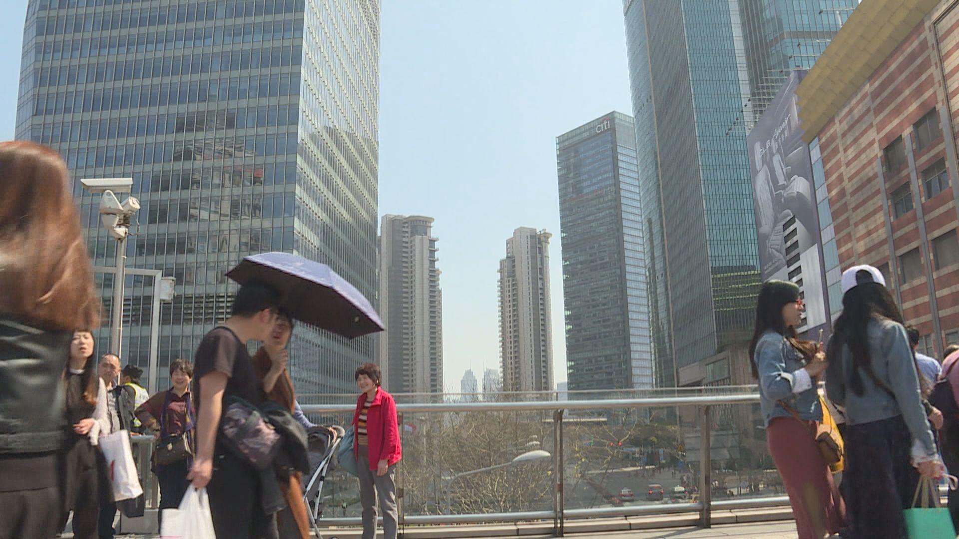 路透:中國將明年經濟增長目標定於6%左右