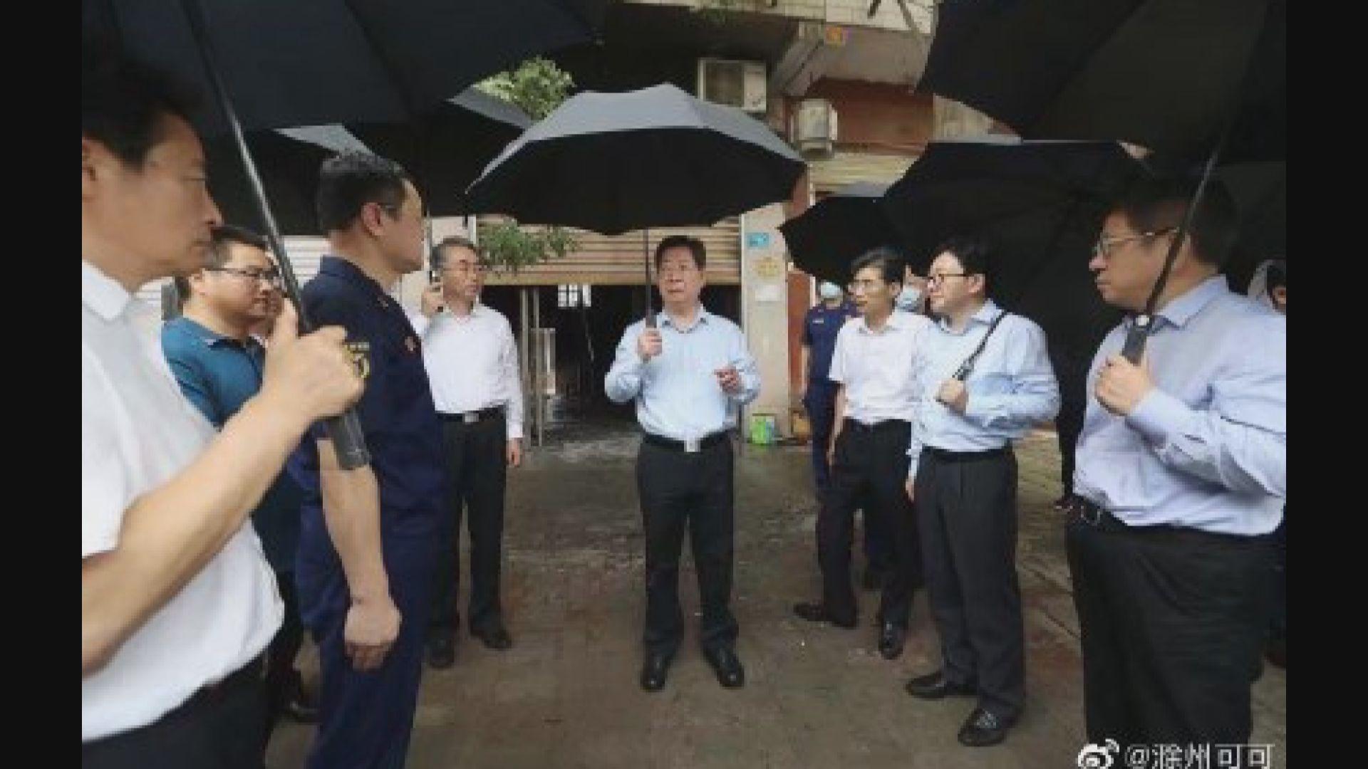 河南武術館火災 省委書記要求展開地氈式除患排險工作