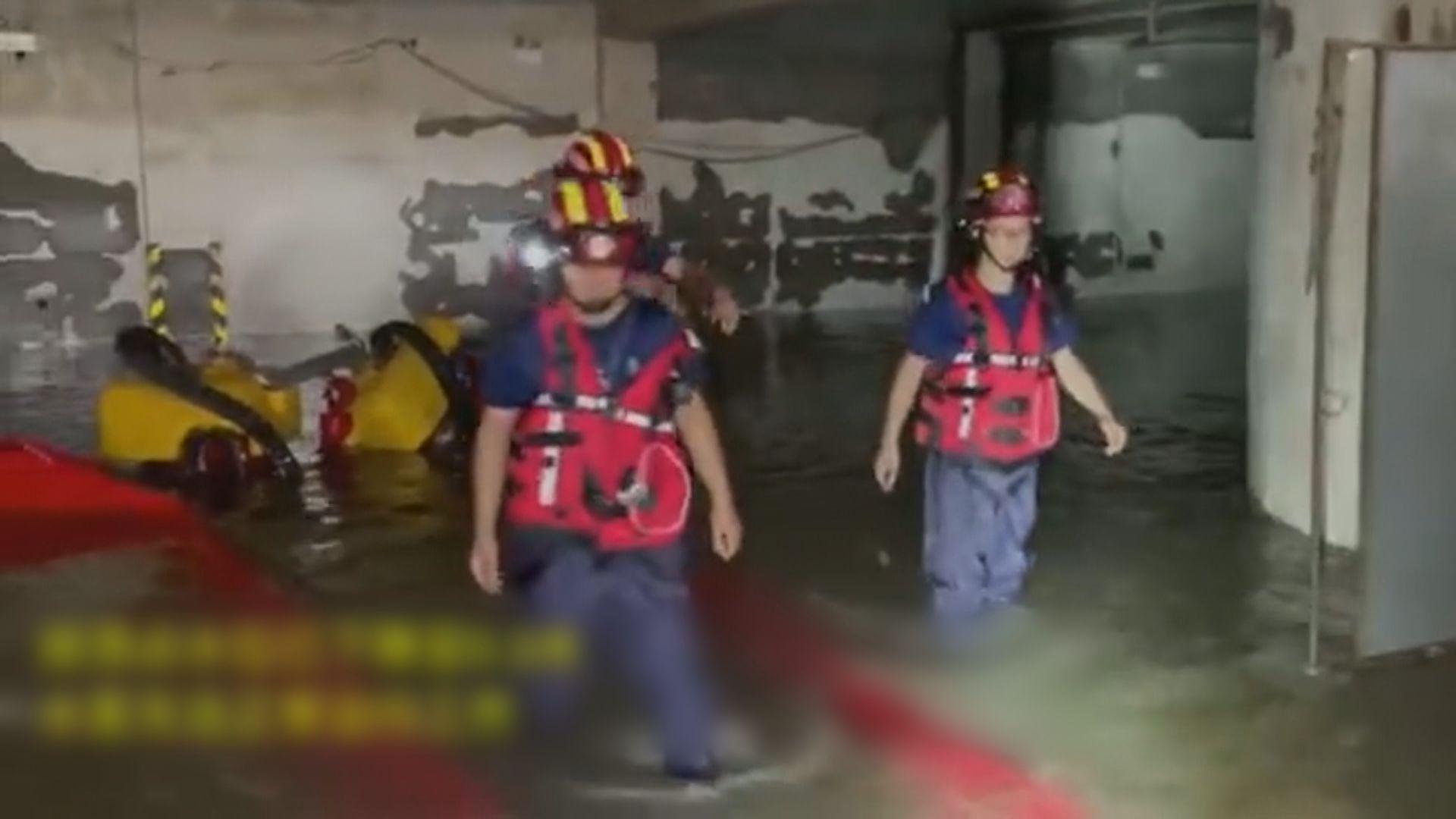 河南暴雨成災至今58人罹難 逾930萬人受災