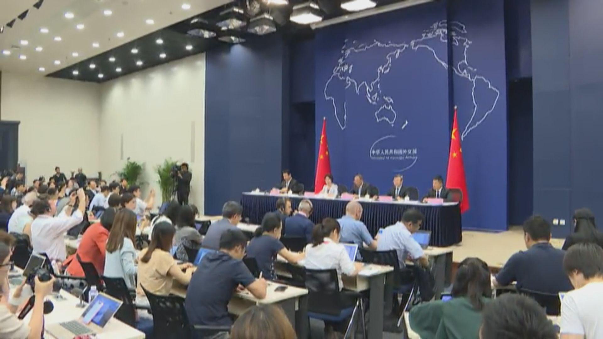 商務部:中美雙方經貿團隊正磋商