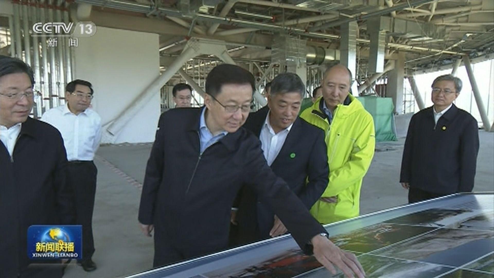 副總理韓正強調確保北京冬奧如期舉辦