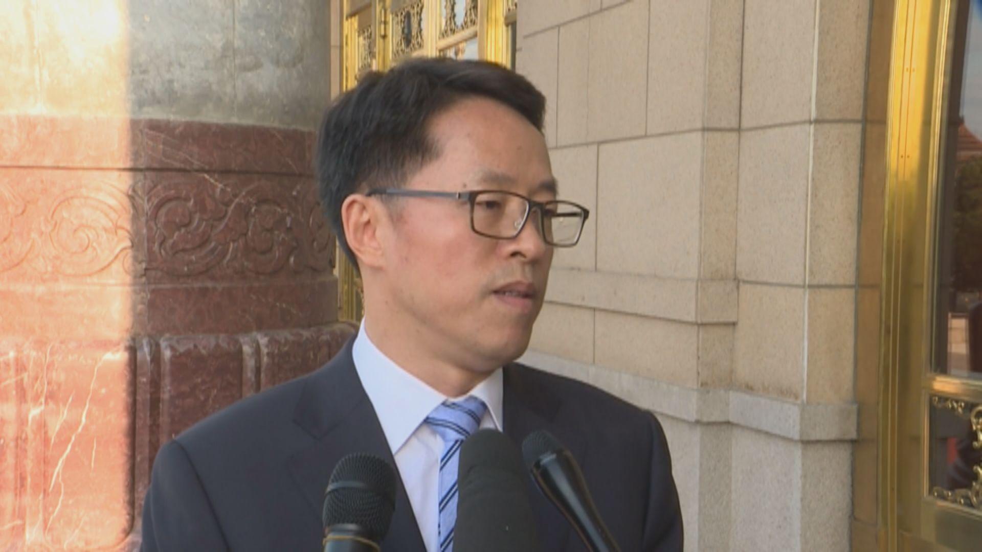 張曉明被免去港澳辦主任職務改任副主任