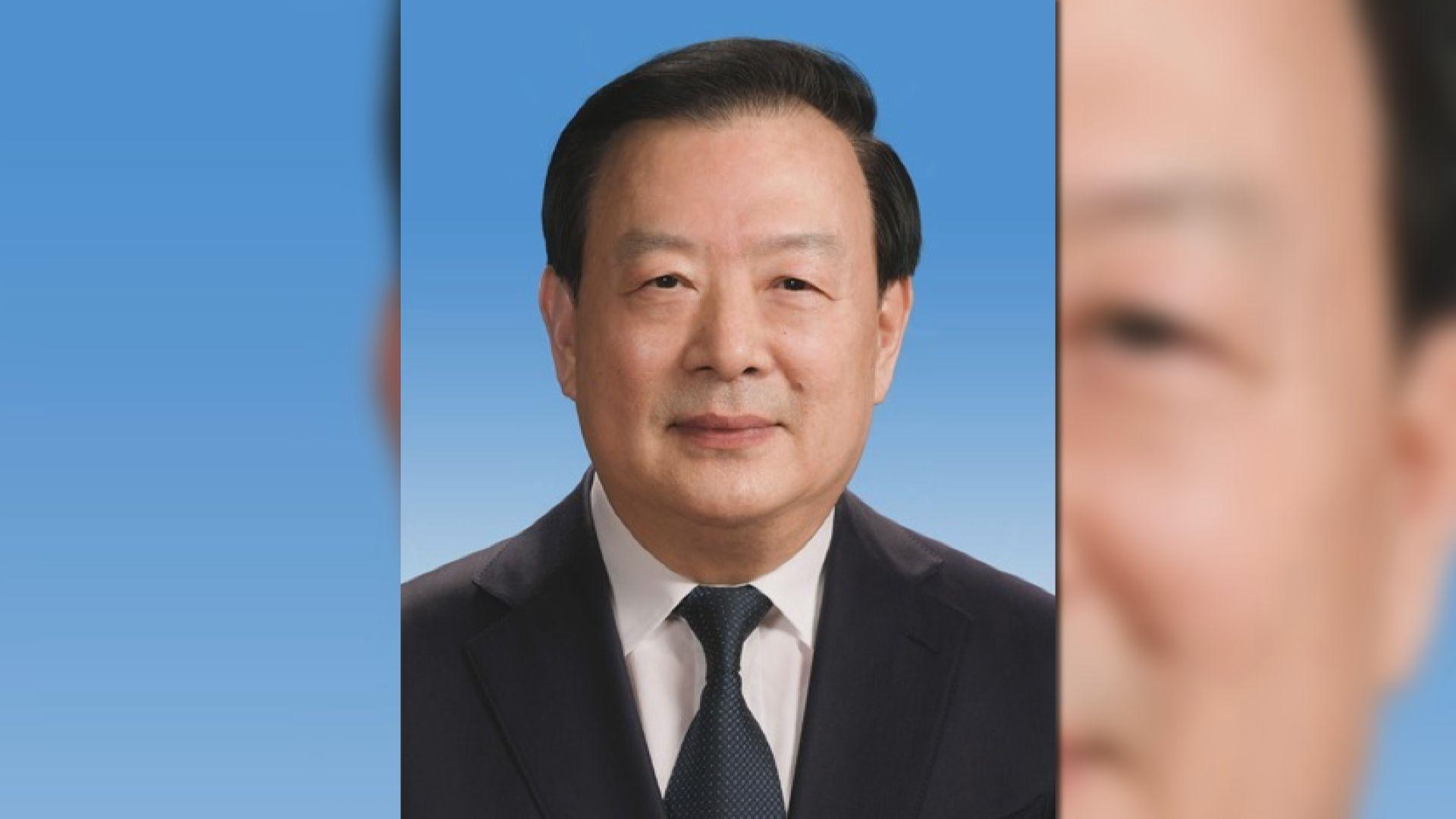 夏寶龍接任港澳辦主任 曾任浙江領導發動拆十字架