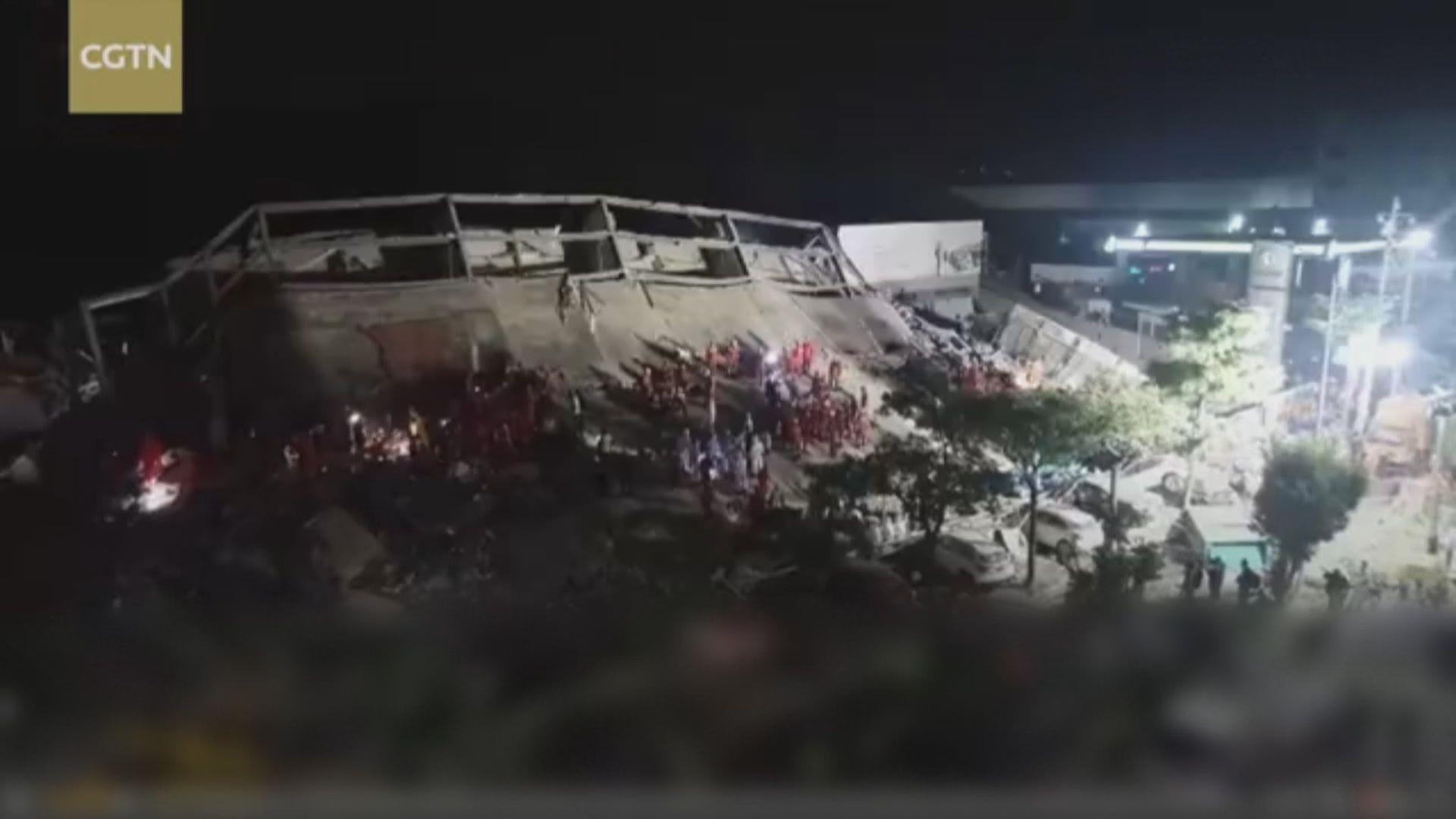 福建泉州欣佳酒店倒塌事故增至20死