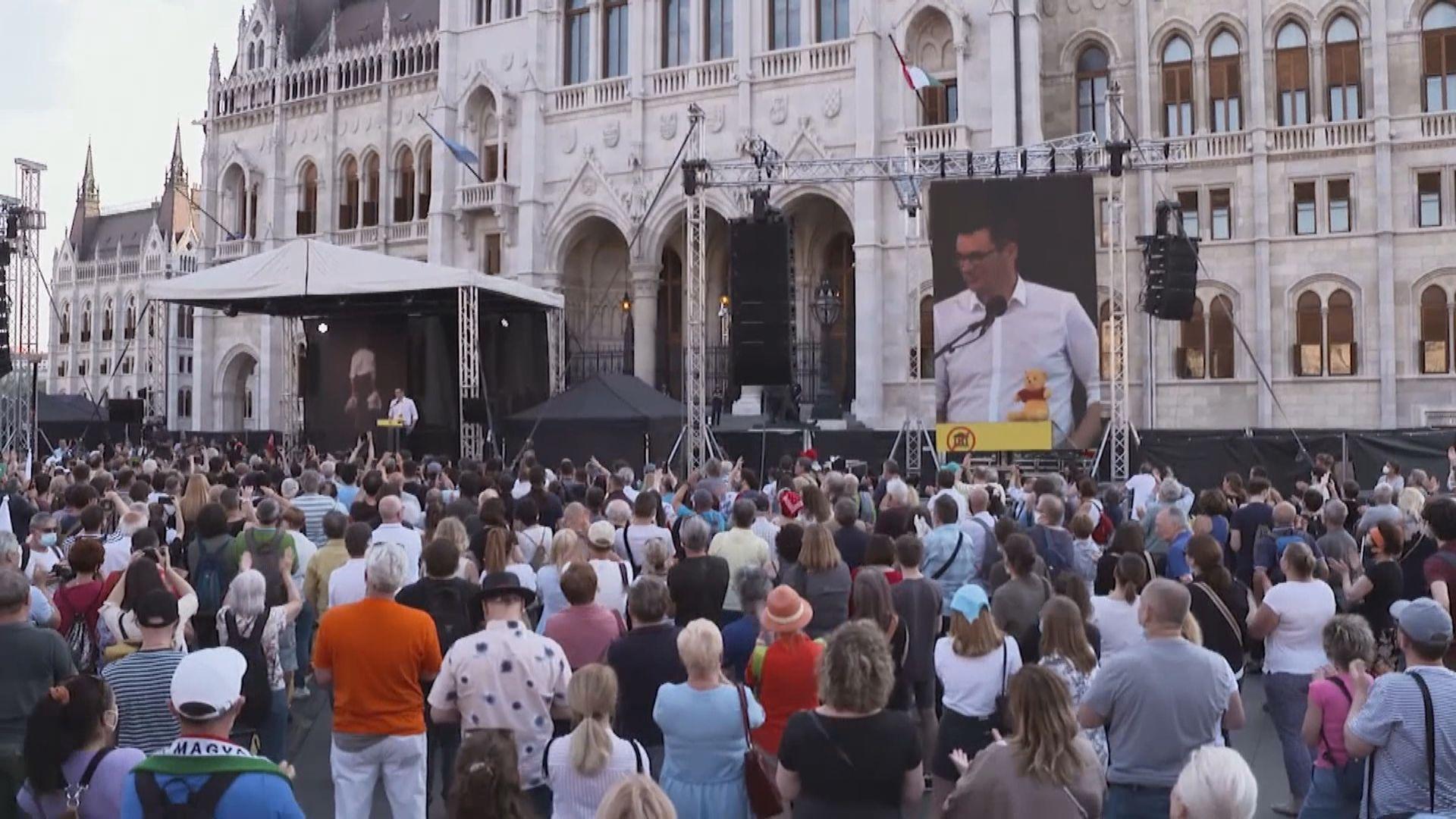 匈牙利總理幕僚稱會將復旦大學建分校計劃交給民眾公投