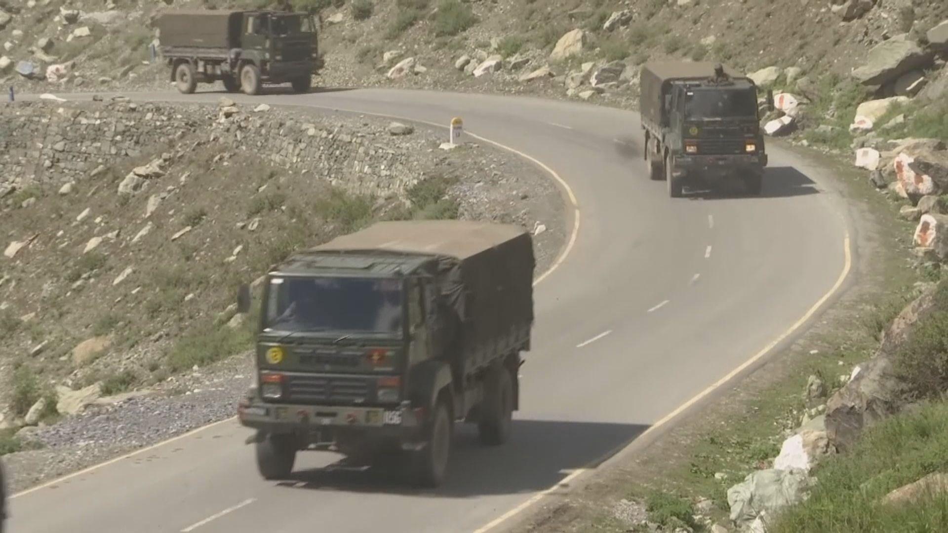 中印新一輪軍長級邊境會談 雙方形容具建設性