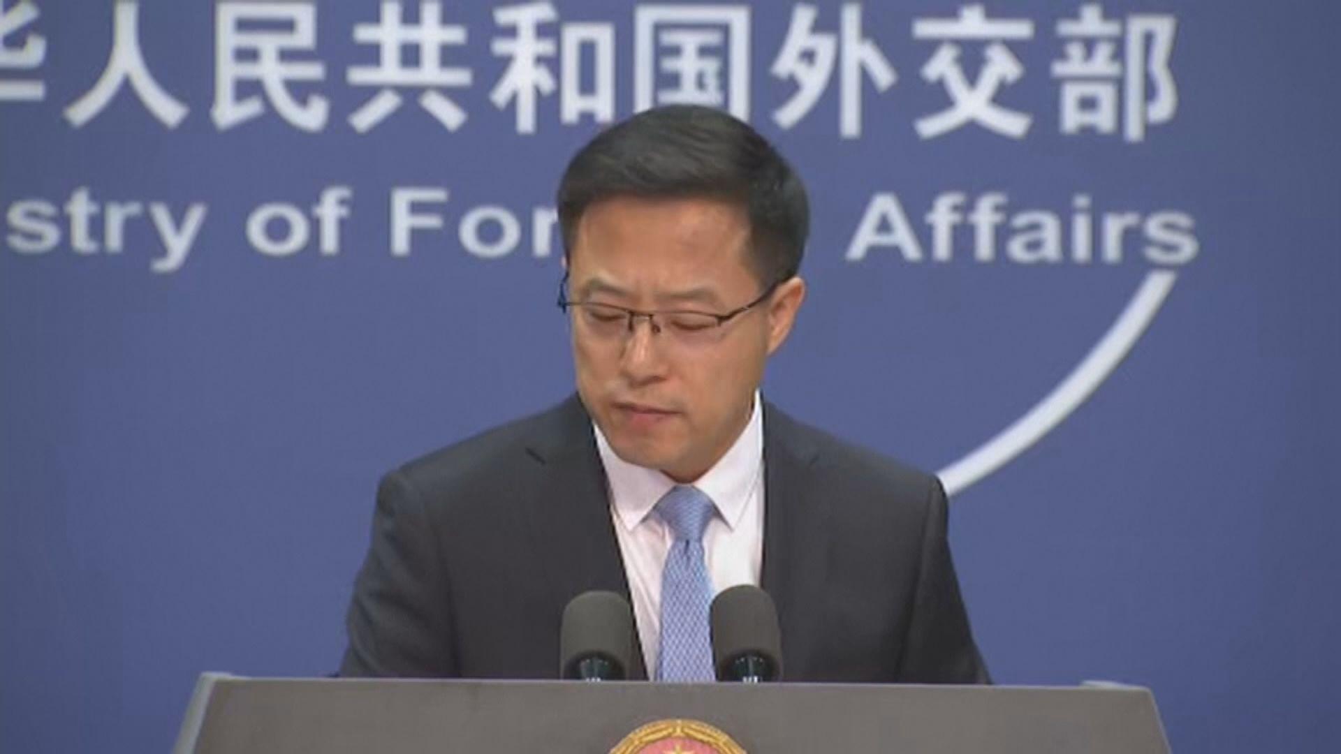 外交部重申無扣押印度人員 雙方正進行溝通