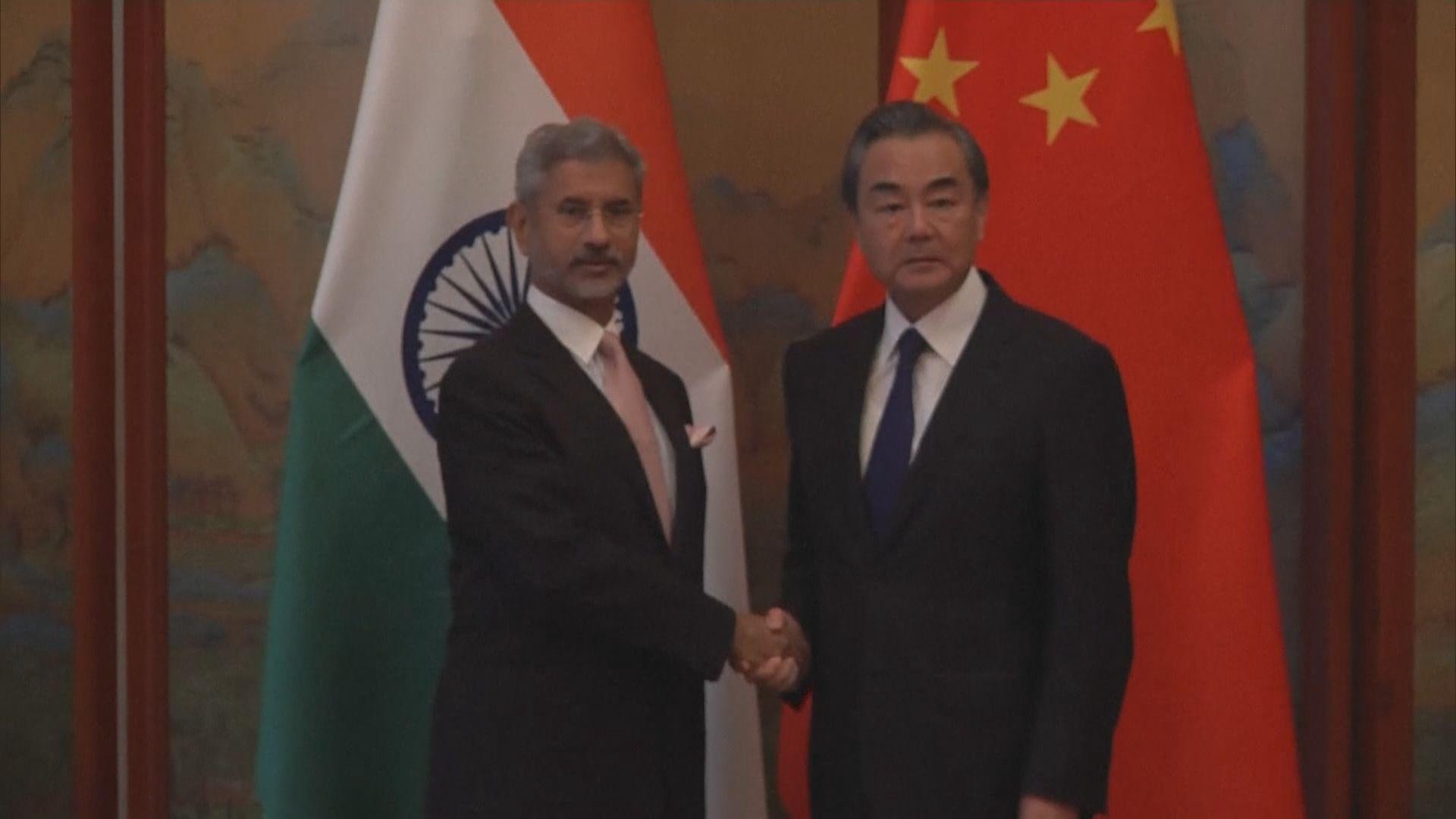 王毅料周四晤印度外長 外界關注兩人會否討論邊境局勢