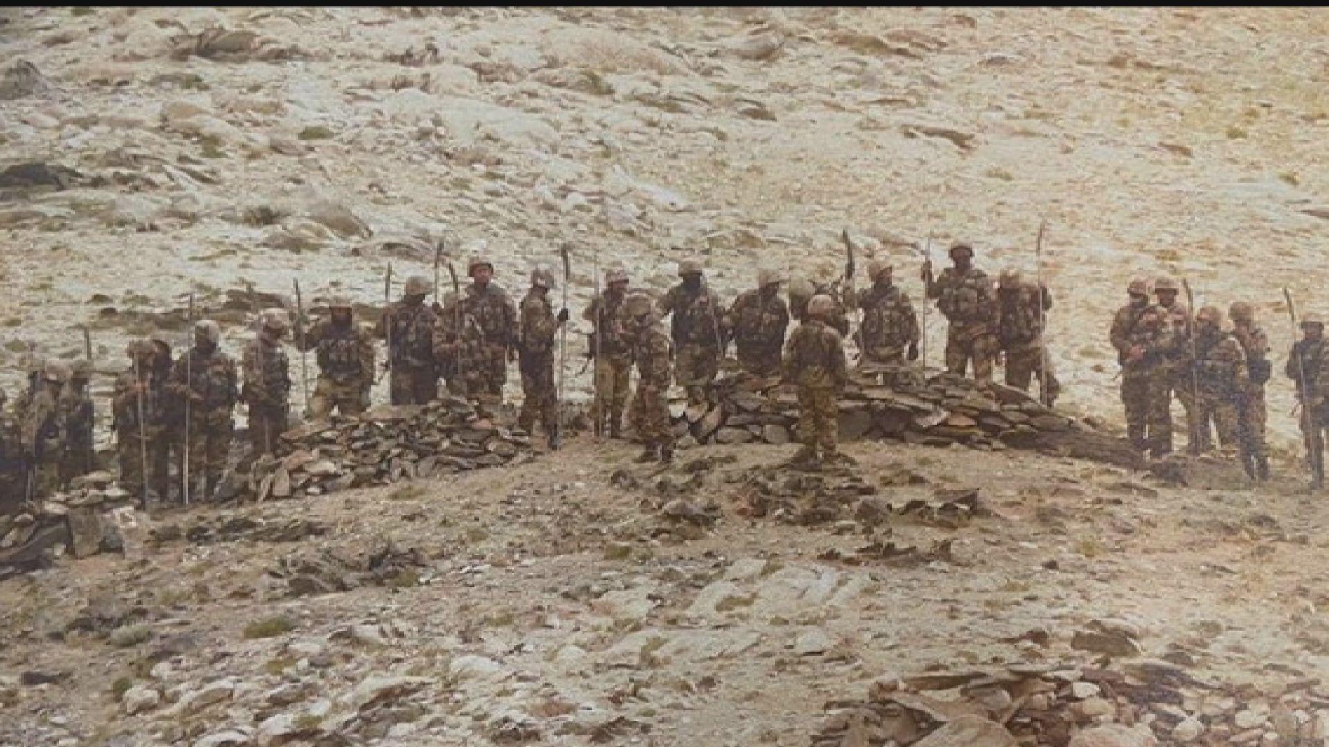 印度傳媒指解放軍意圖發動類似六月中近身流血衝突