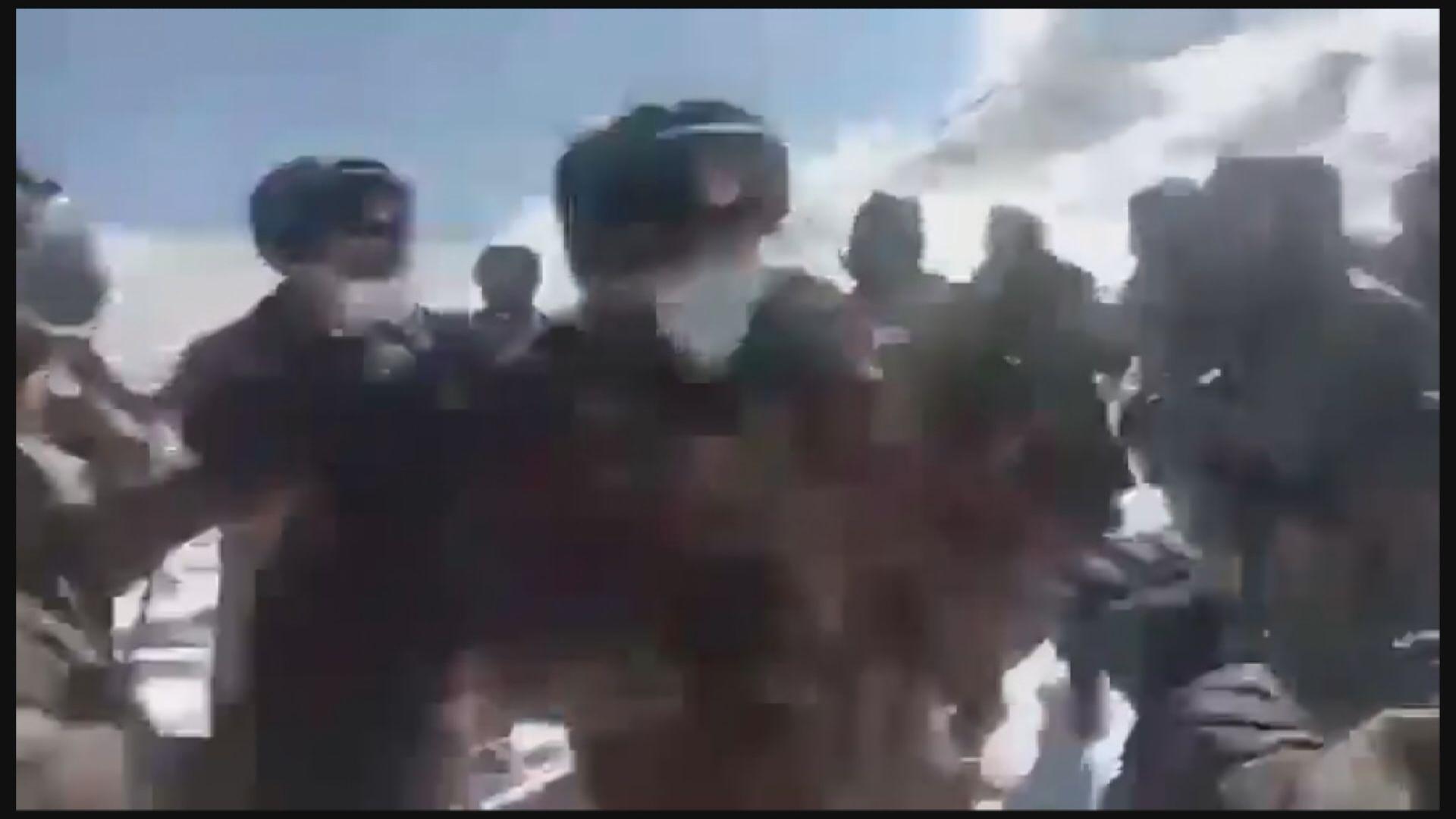 印度稱解放軍於邊境部署五萬人及導彈
