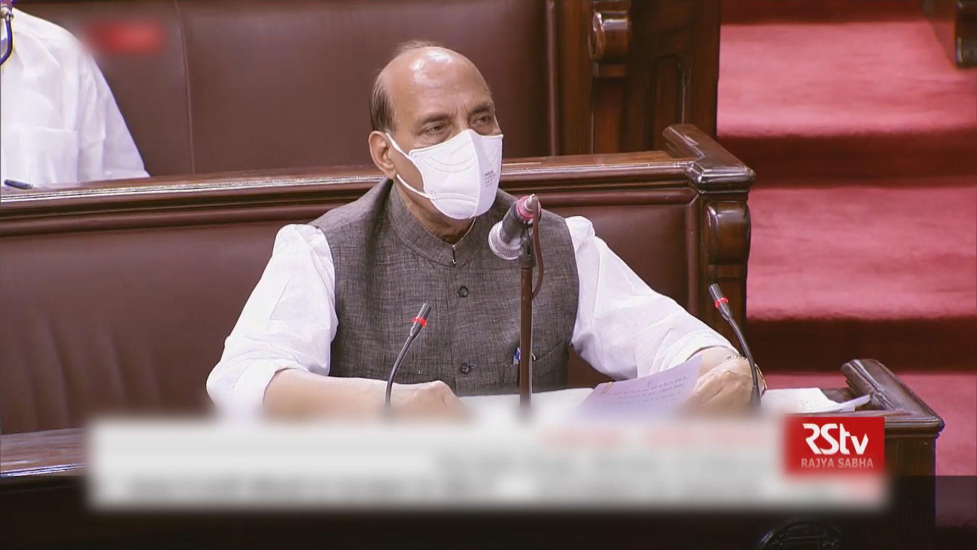 印度防長再次要求中方邊境撤軍 中國促印度糾正錯誤做法
