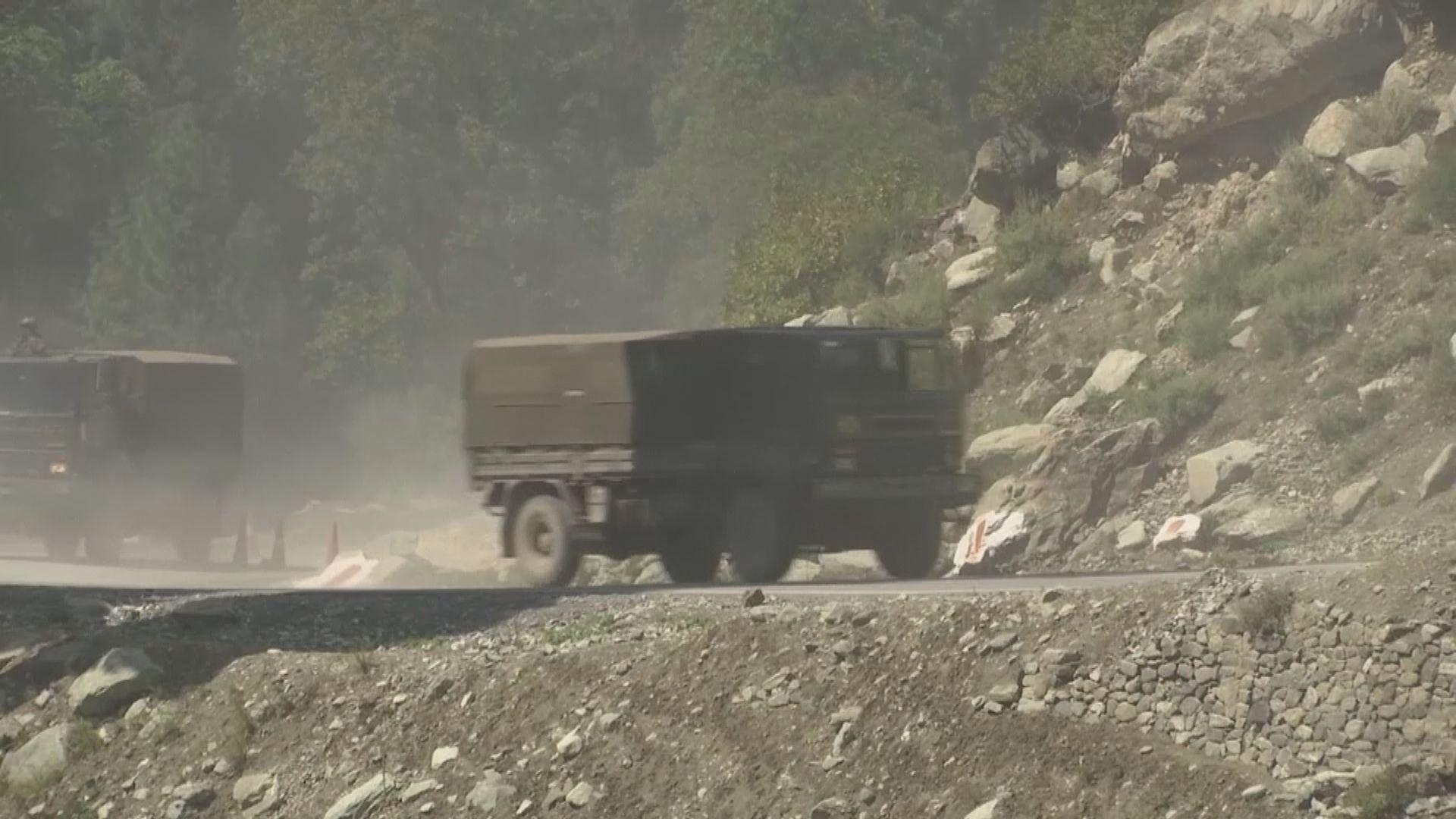 中印軍長級會談同意停止在邊境增兵