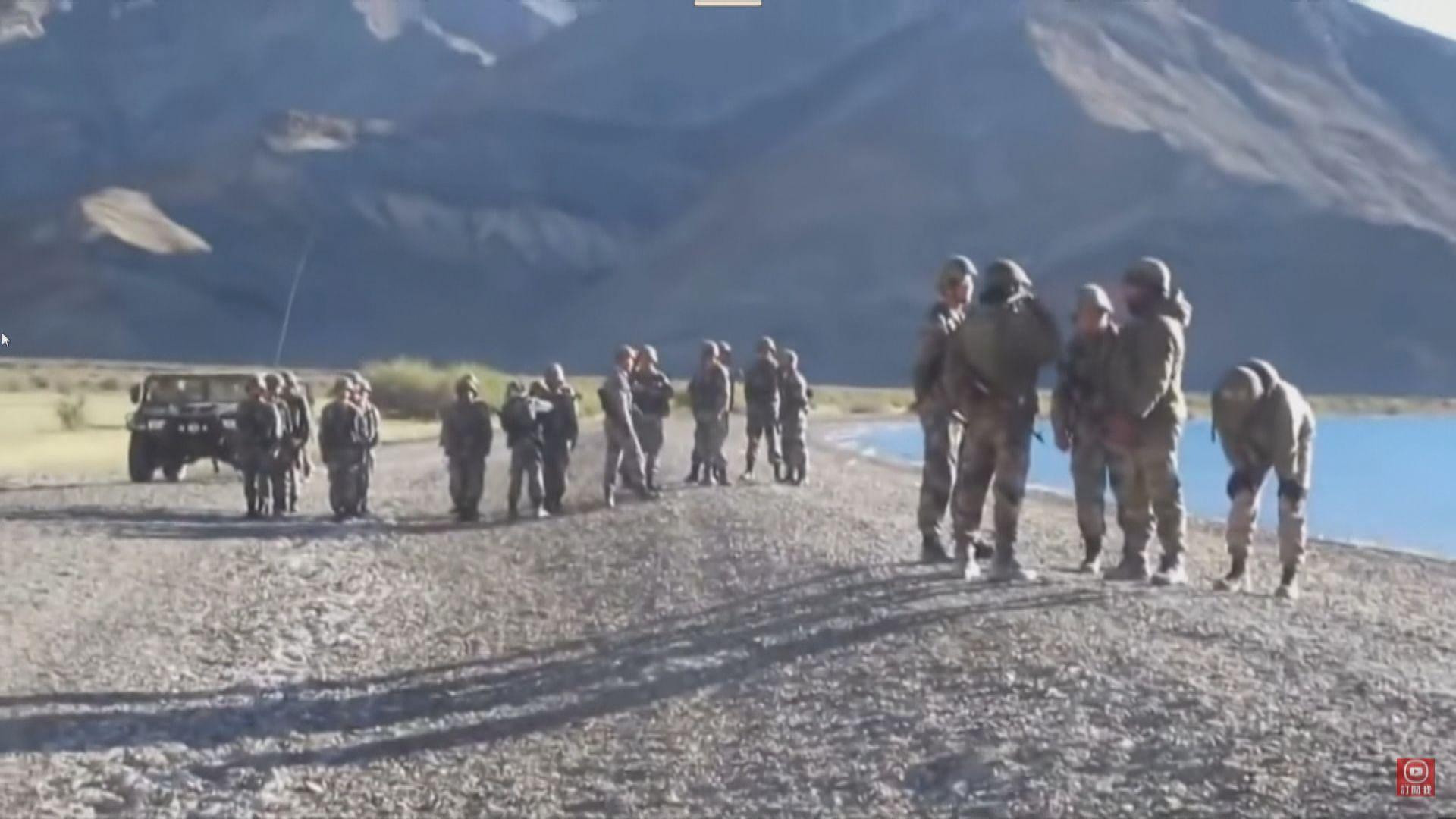 解放軍:被印方扣留的士兵因迷路誤越實控線