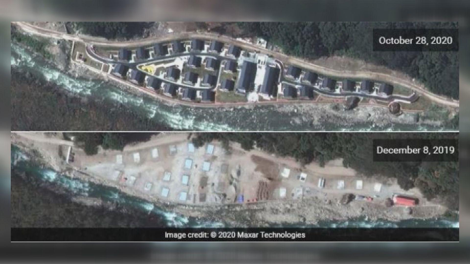 印媒指中國在跟不丹有爭議邊境地區建村莊和軍事倉庫