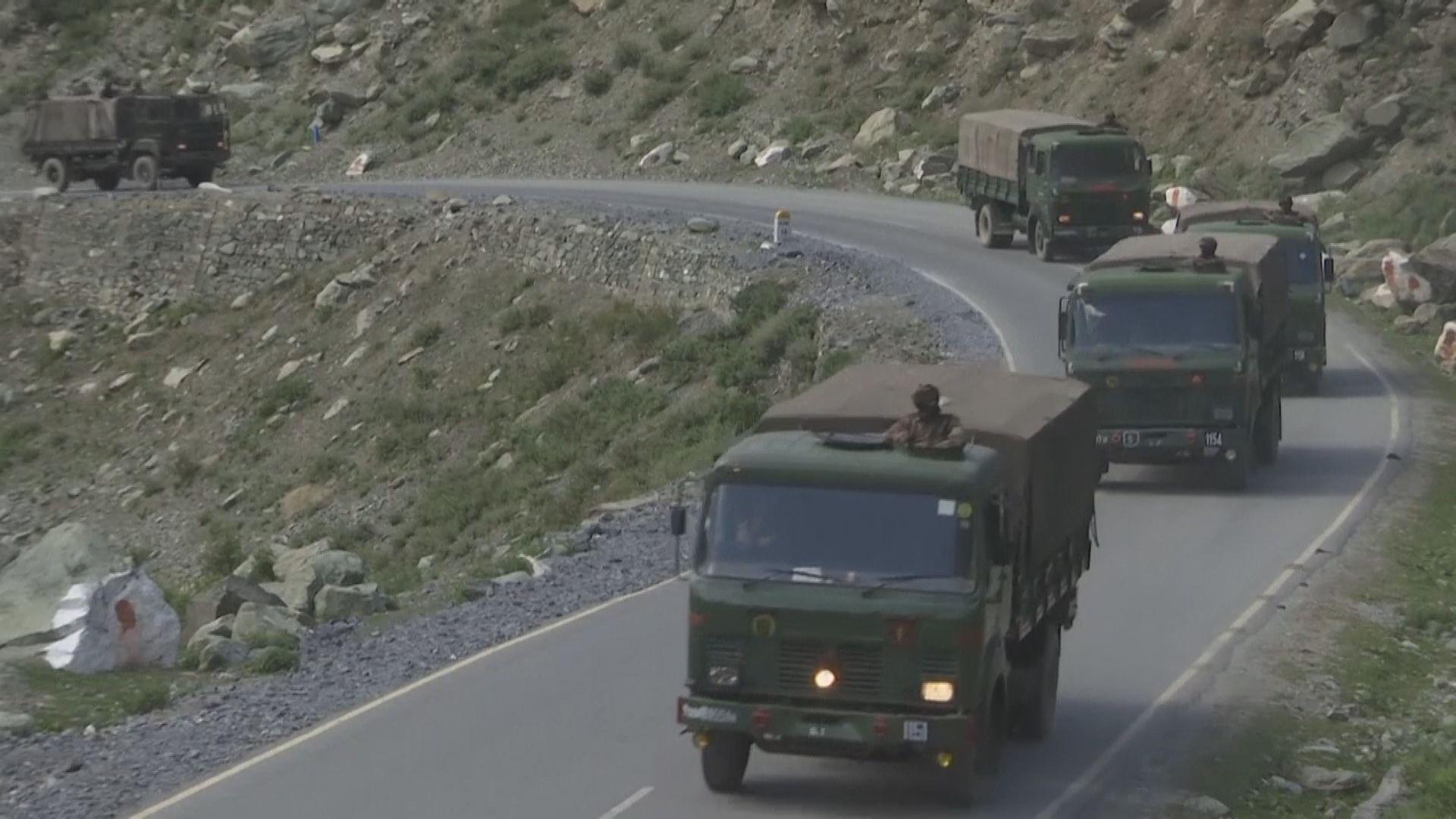 中國邊防部隊走失士兵由印度尋回