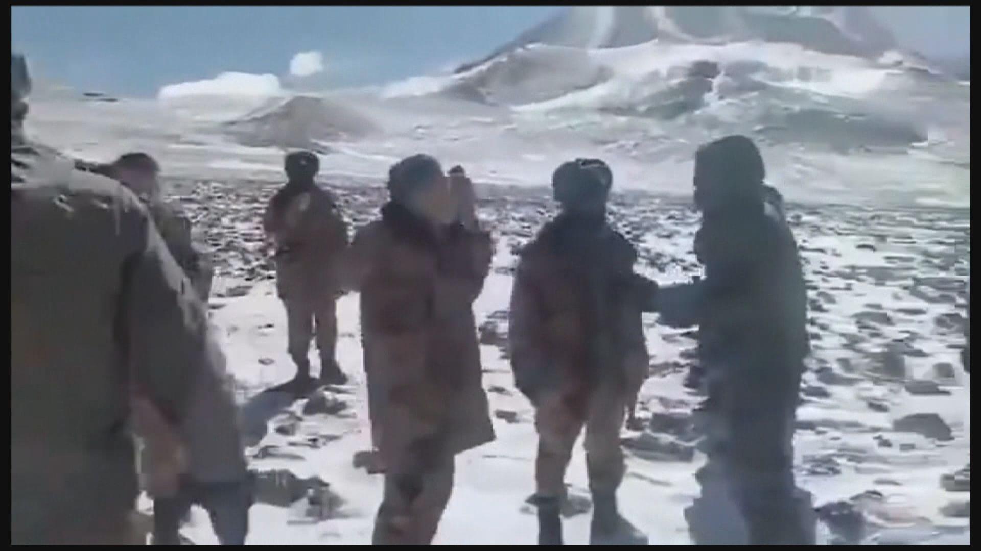 內地傳媒首次承認有解放軍於中印衝突中死亡
