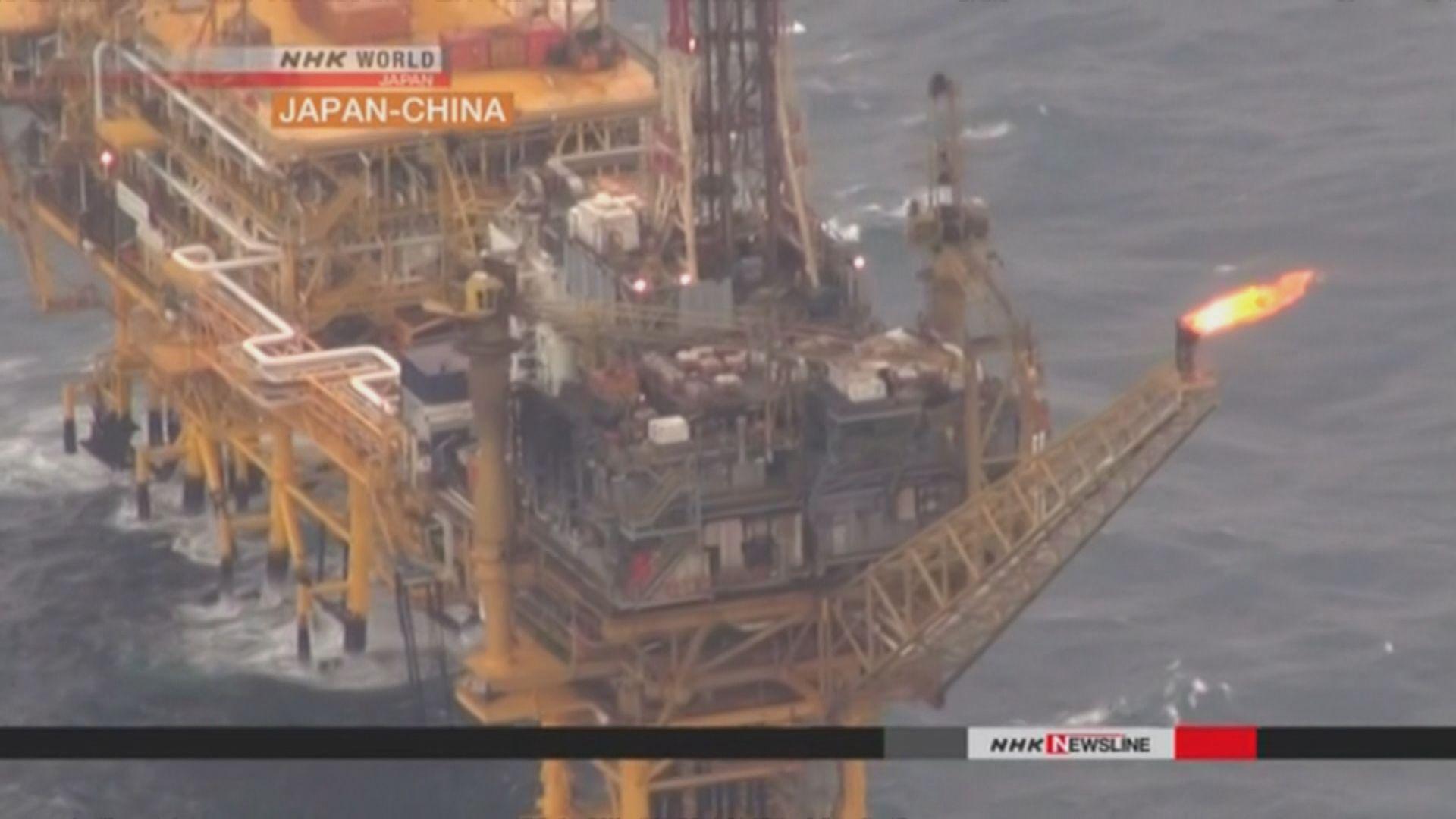 據報中日將確認重啟共同開發東海油田磋商