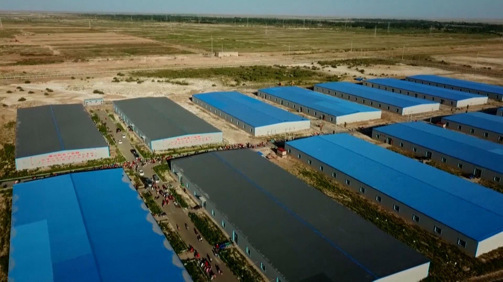 北京施壓加強管控新疆再教育營資訊